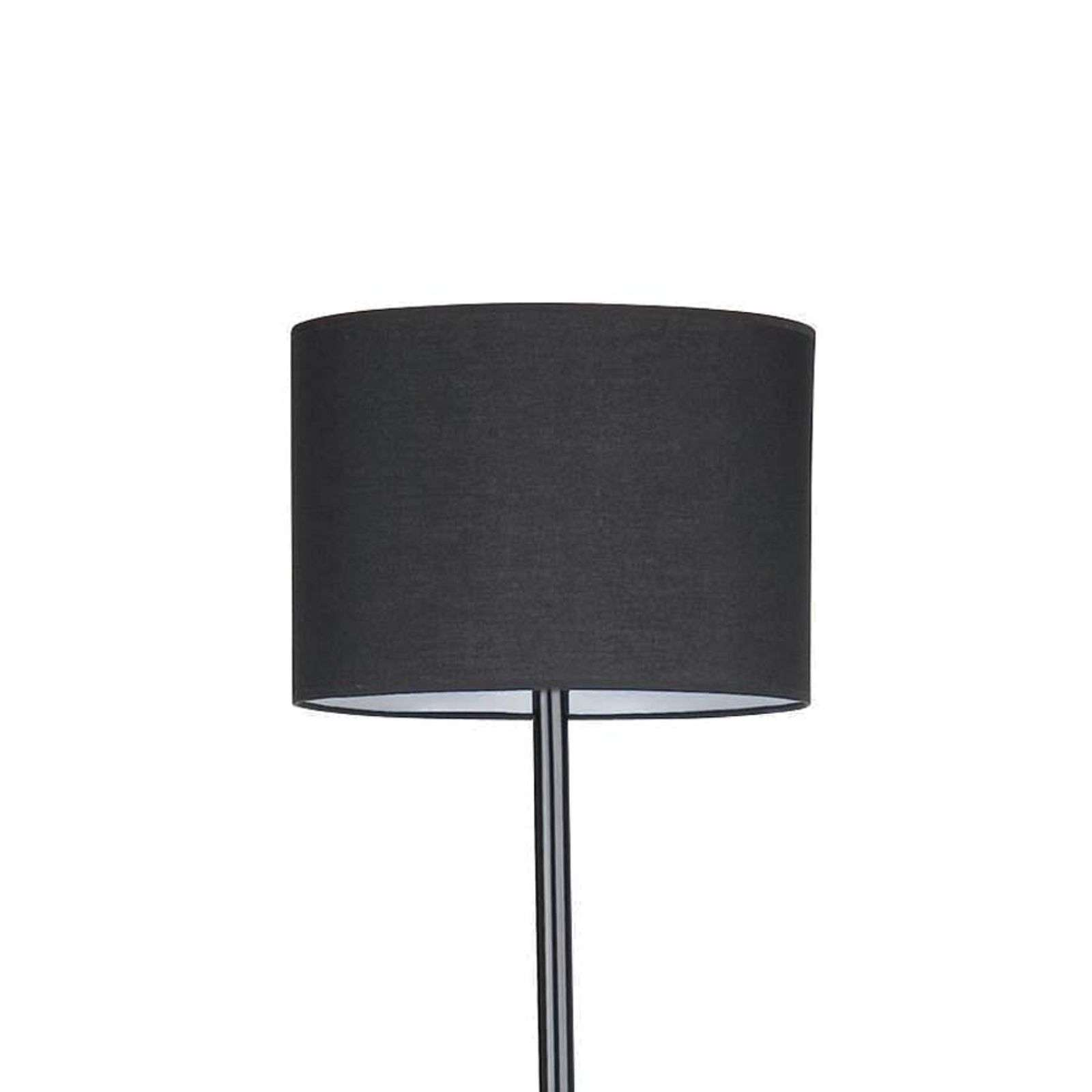Lampadaire imposant Black