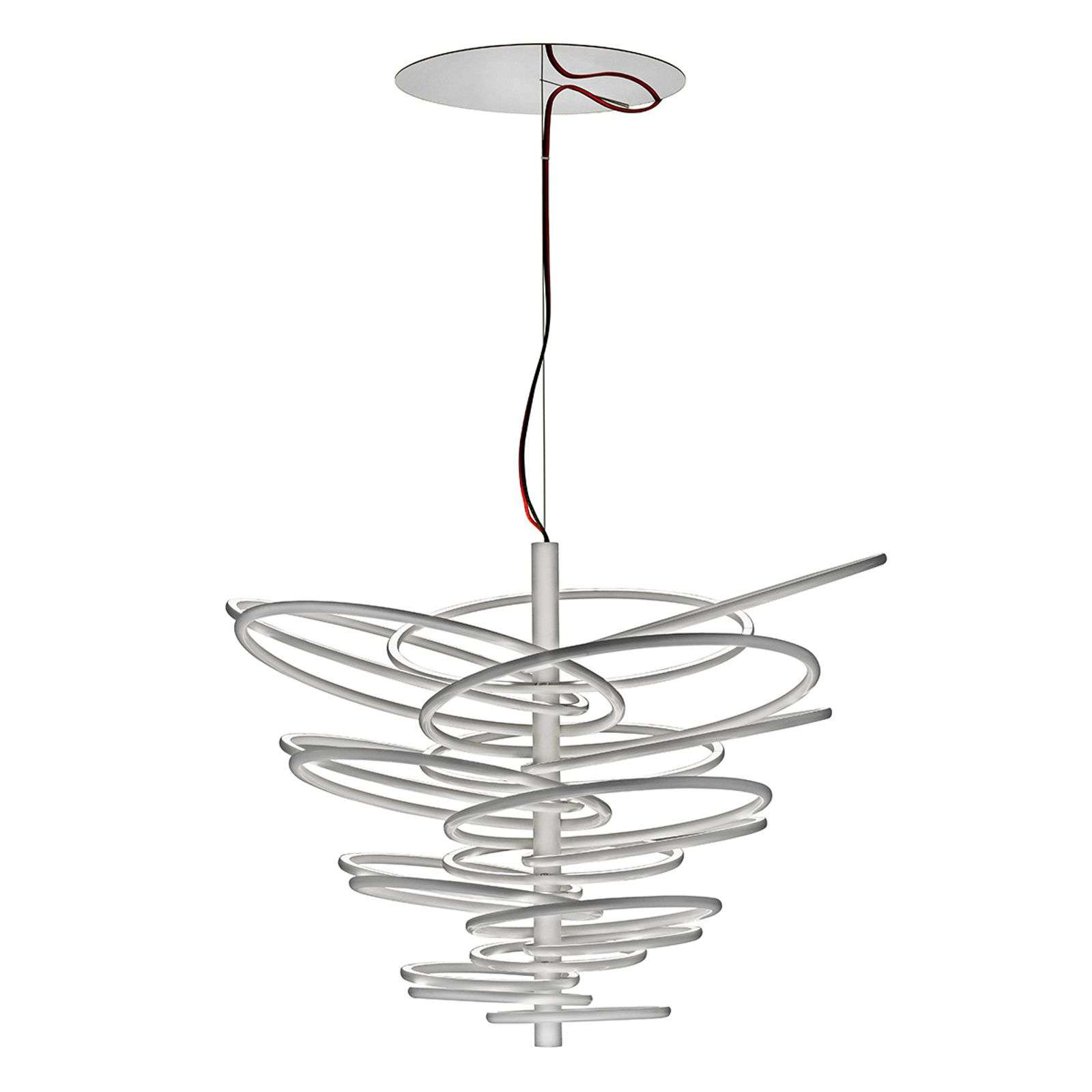 Belle suspension de designer 2620 avec LED