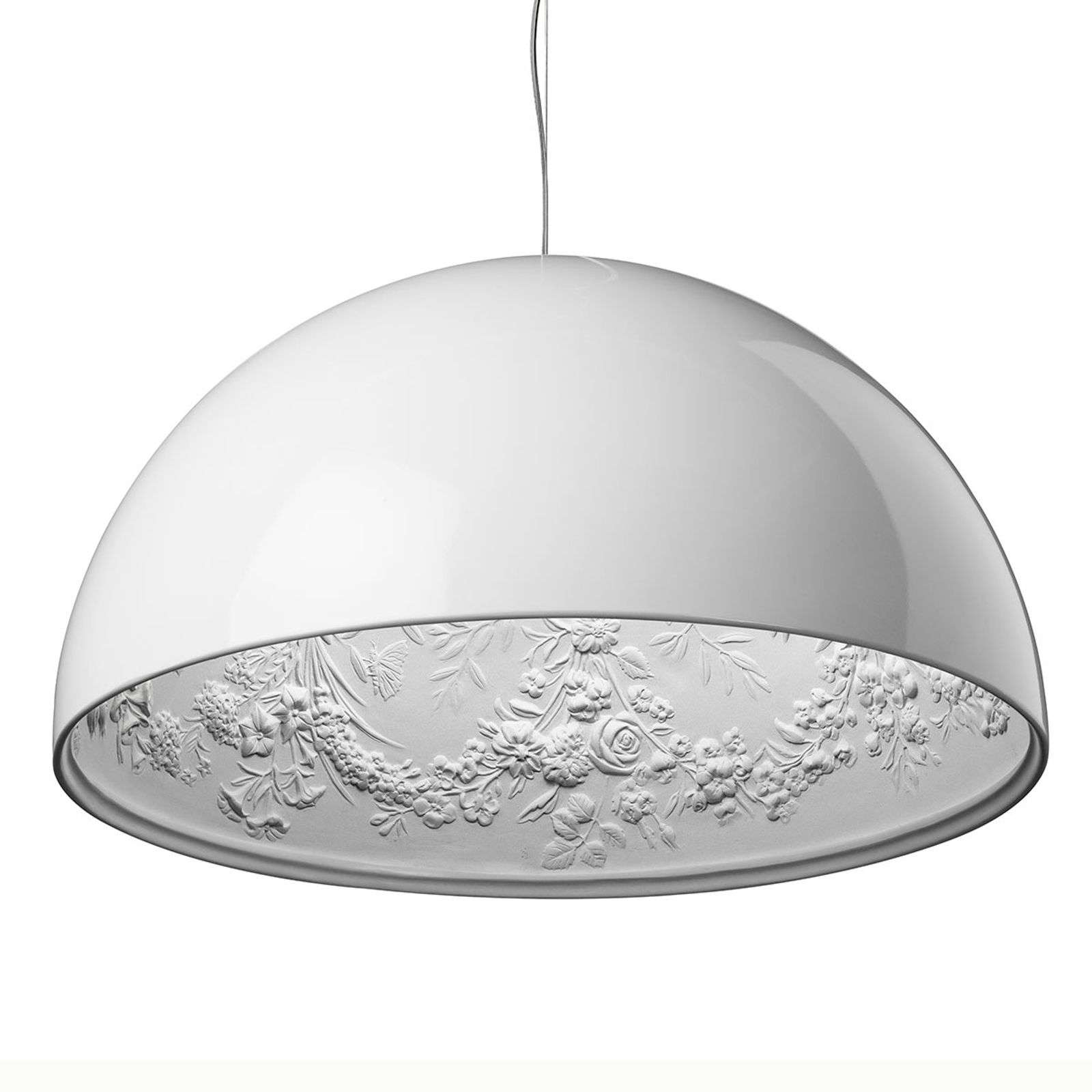 FLOS Skygarden 2 suspension, blanche