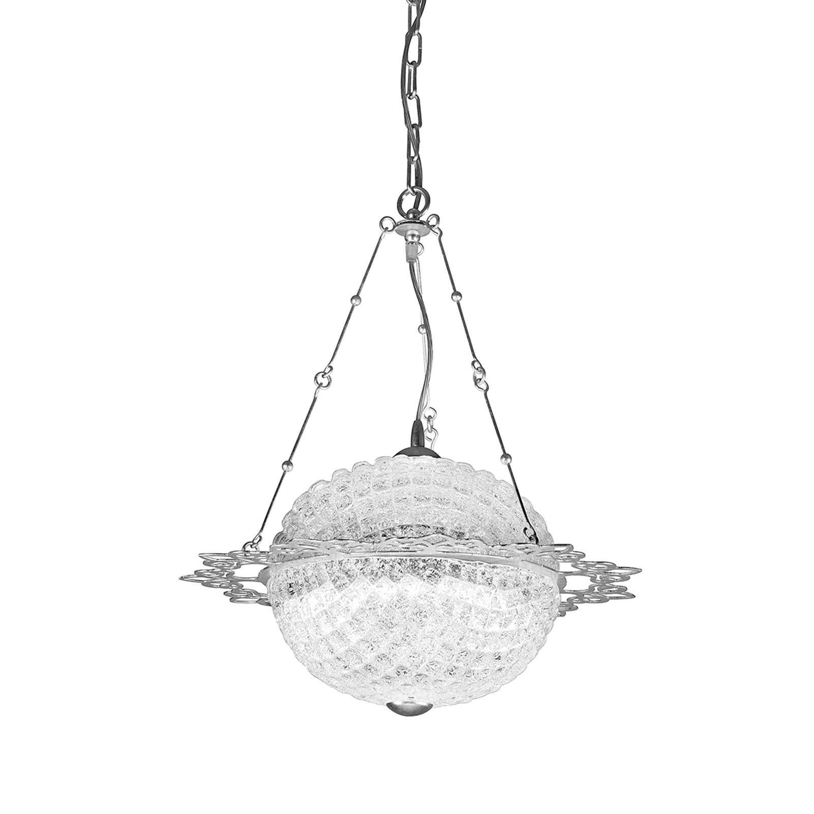 Brillare - suspension LED fascinante, ronde