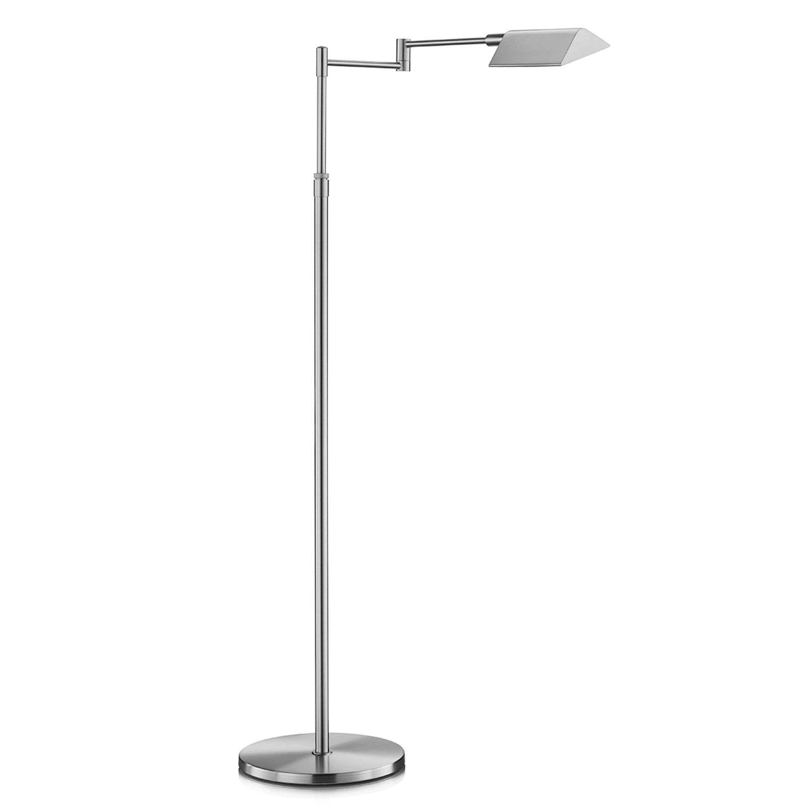 Lampadaire LED Dream, variateur intensité tactile