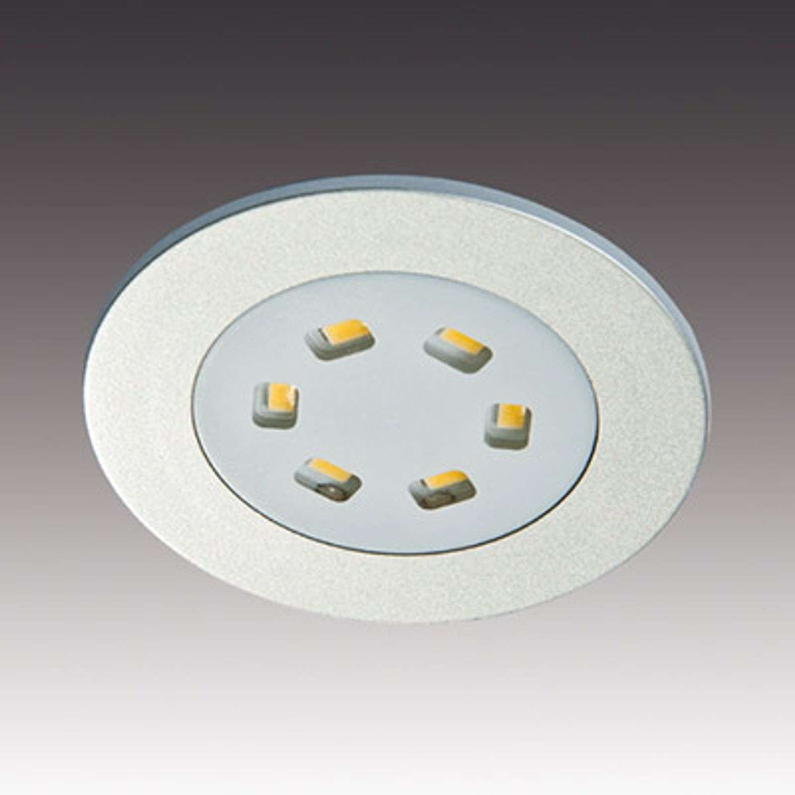 Spot encastrable plat LED R 55
