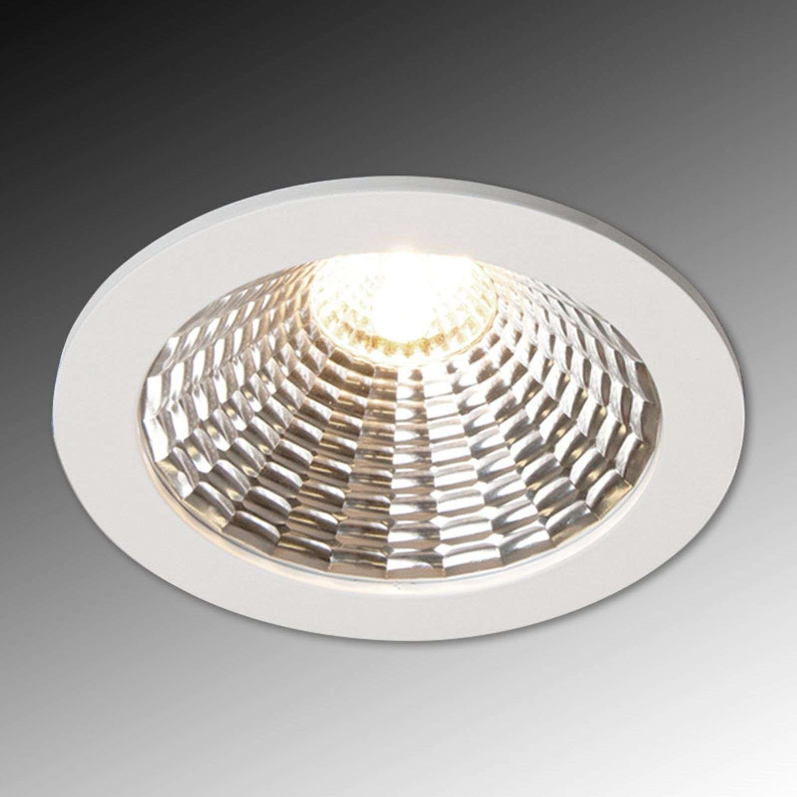 Spot encastrable LED DR155 17W blanc univer 4000 K