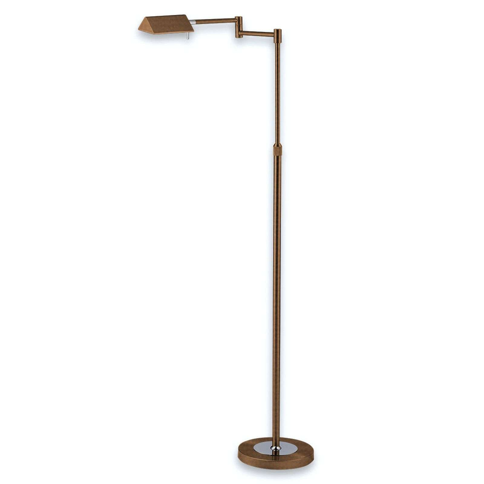 Lampadaire LED intemporel Reading