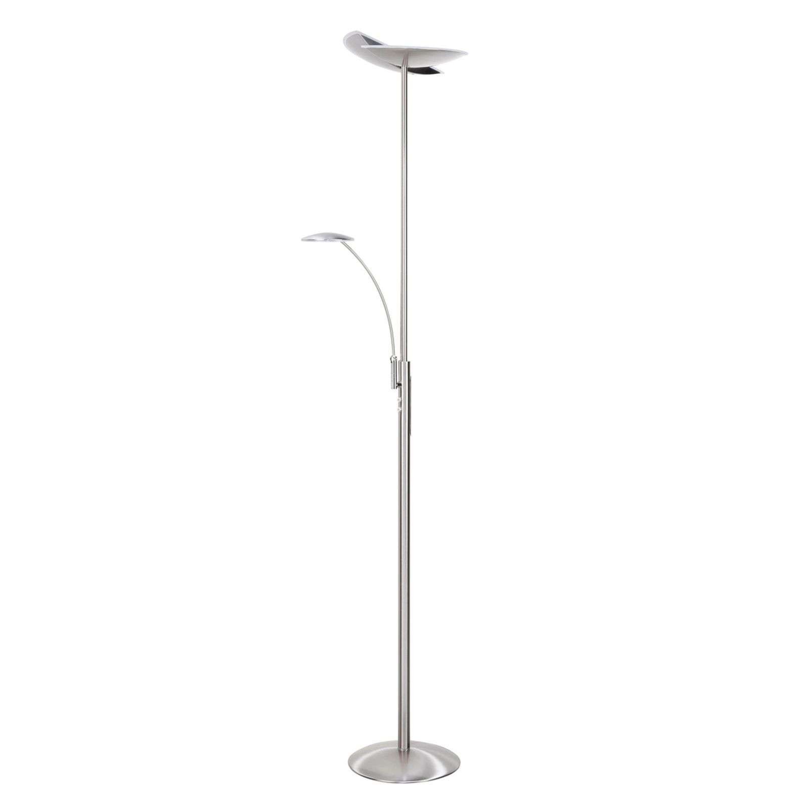 Sapporo - lampadaire à éclairage indirect dimmable