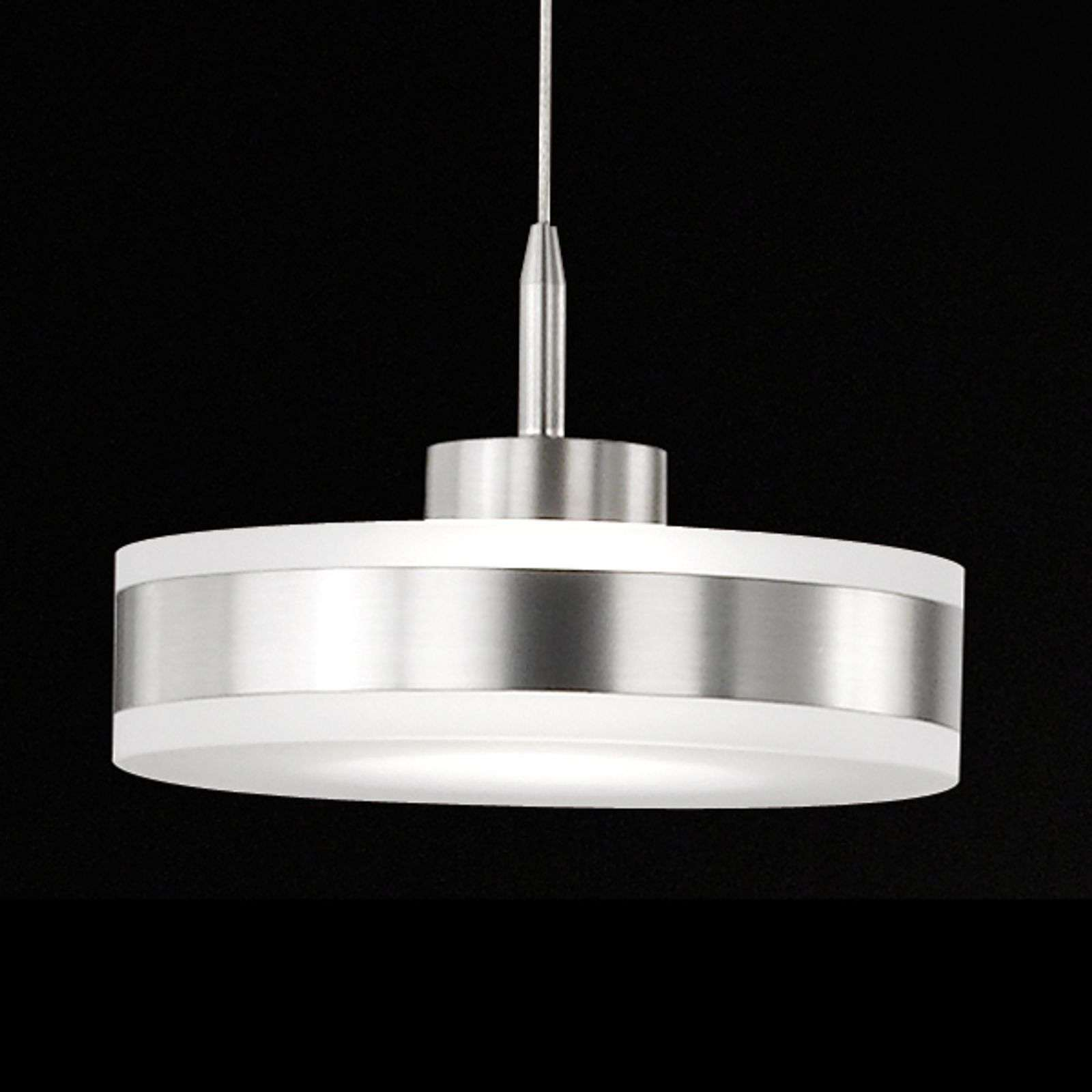 Suspension LED ronde Puk