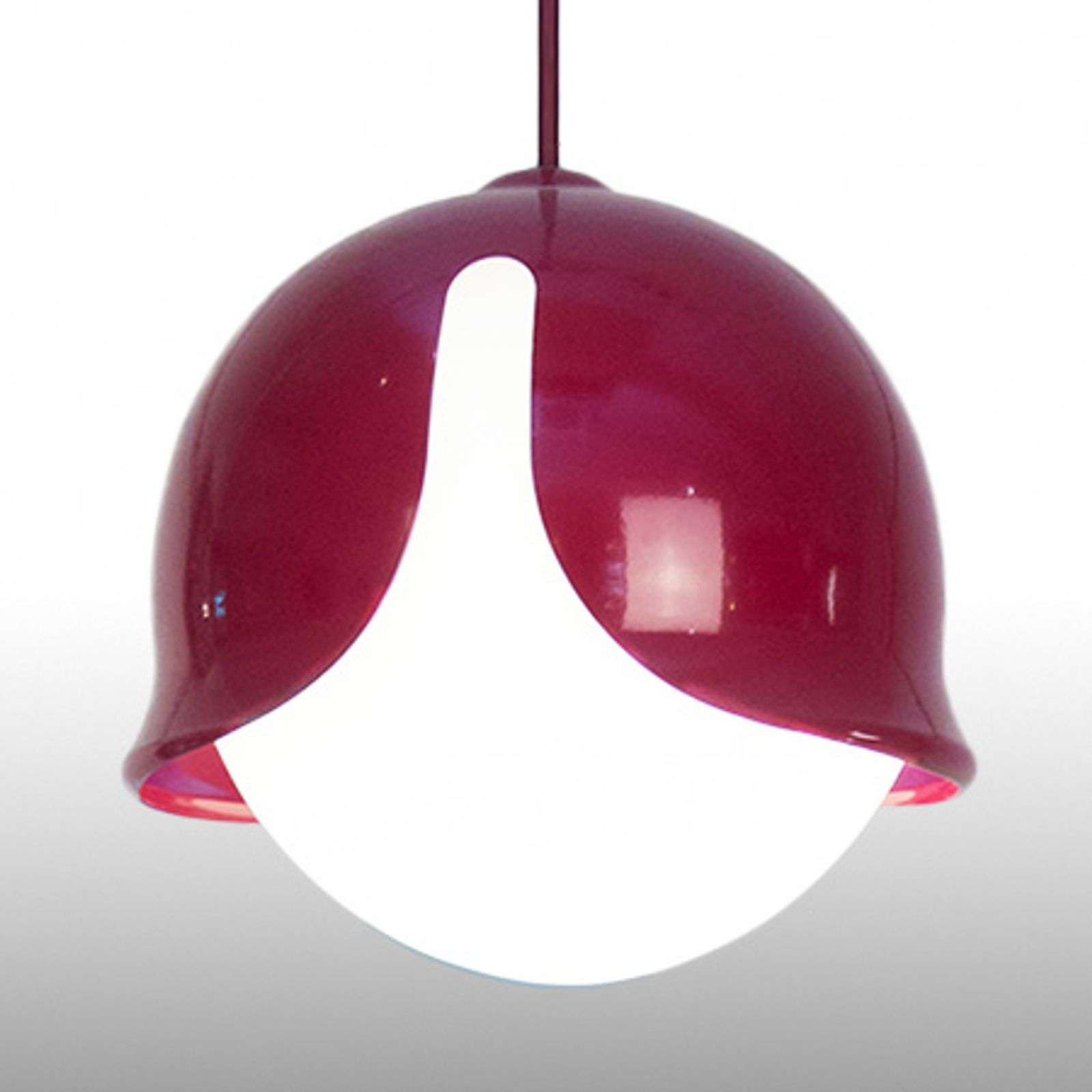 Innermost Snowdrop - suspension design lilas