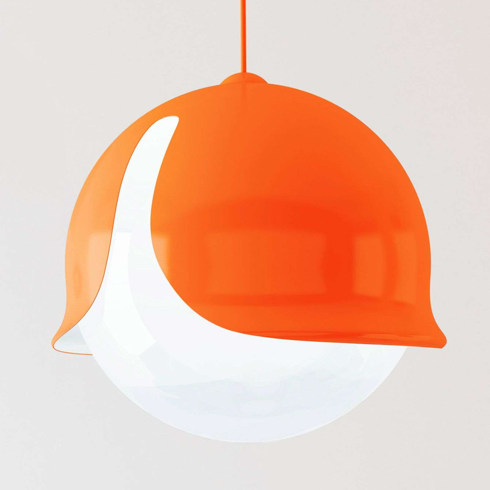 Innermost Snowdrop - suspension design, orange
