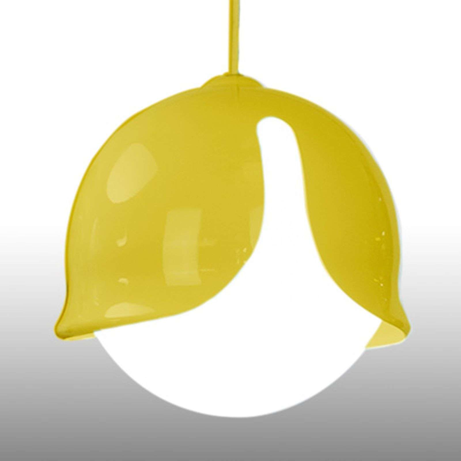 Innermost Snowdrop - suspension design, jaune