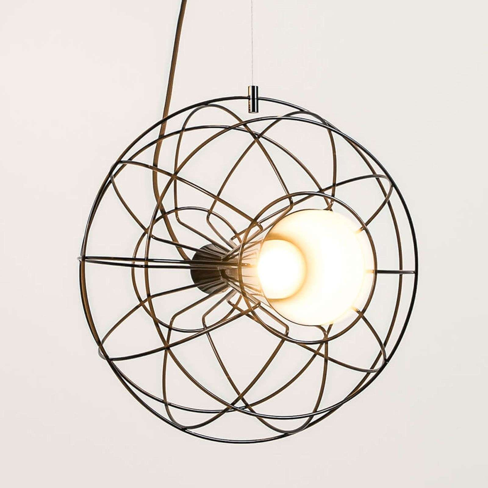 Innermost Latitude - suspension LED noir