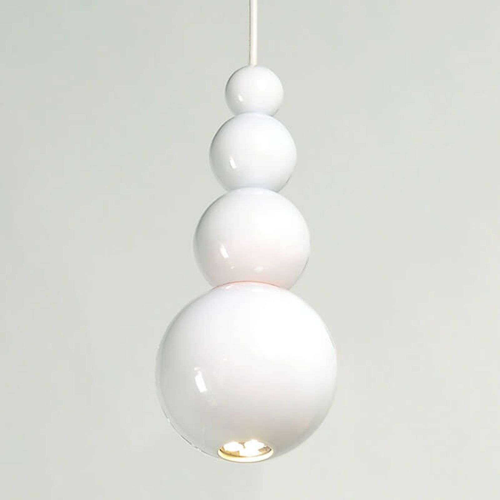 Innermost Bubble - suspension en blanc