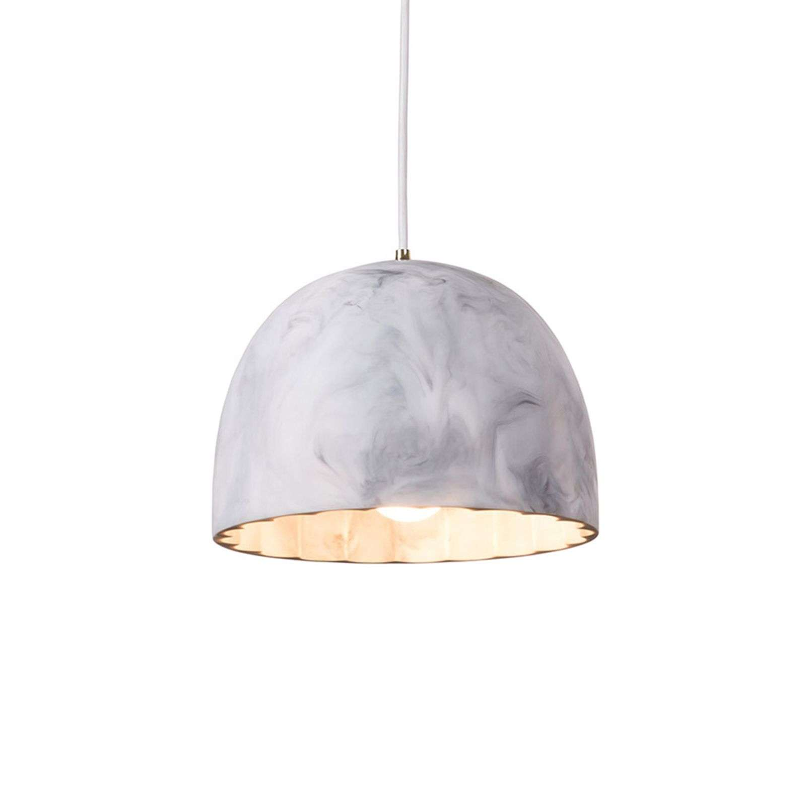 Innermost Doric 28 - suspension design, blanche