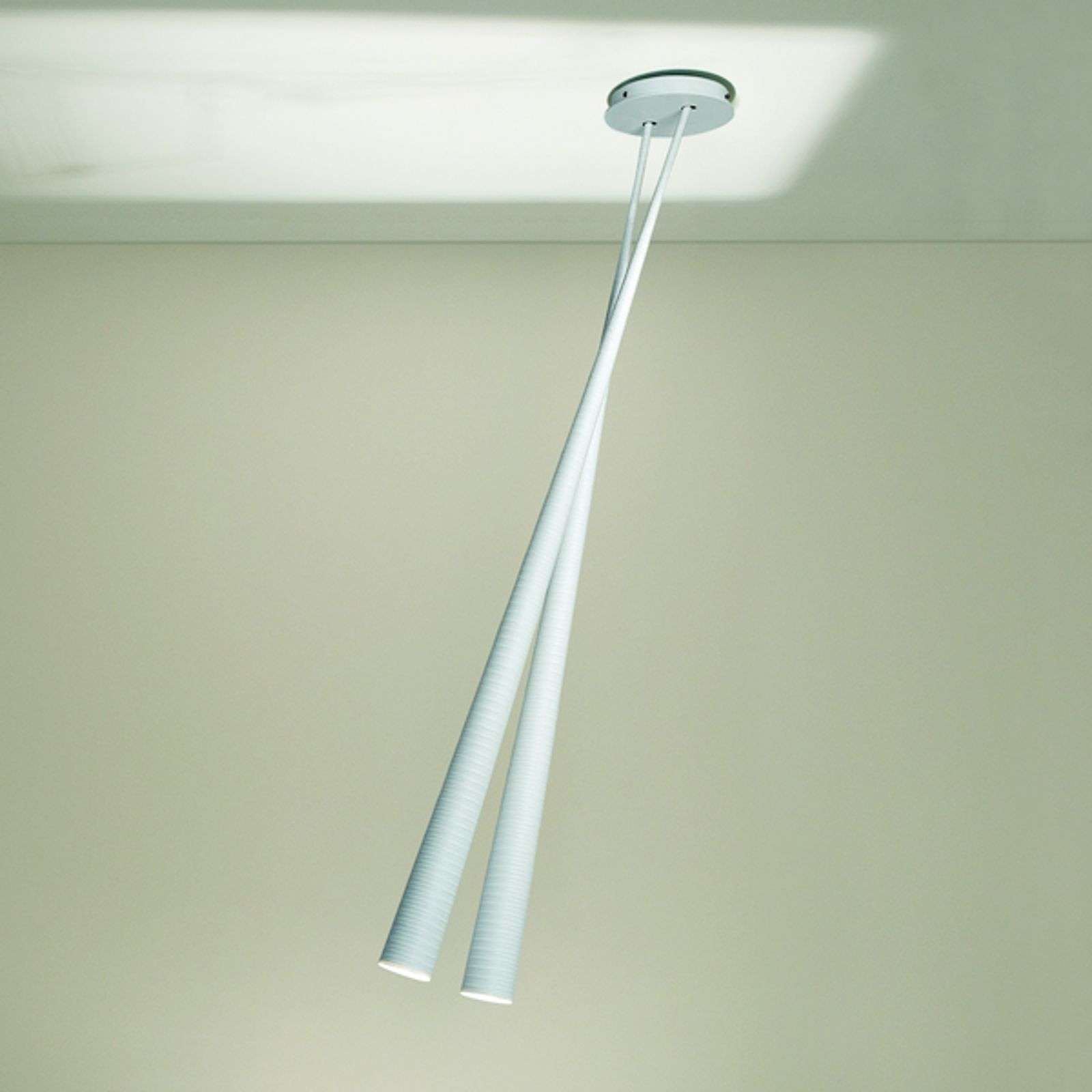 Magnifique suspension Drink Bicono Color 127 cm