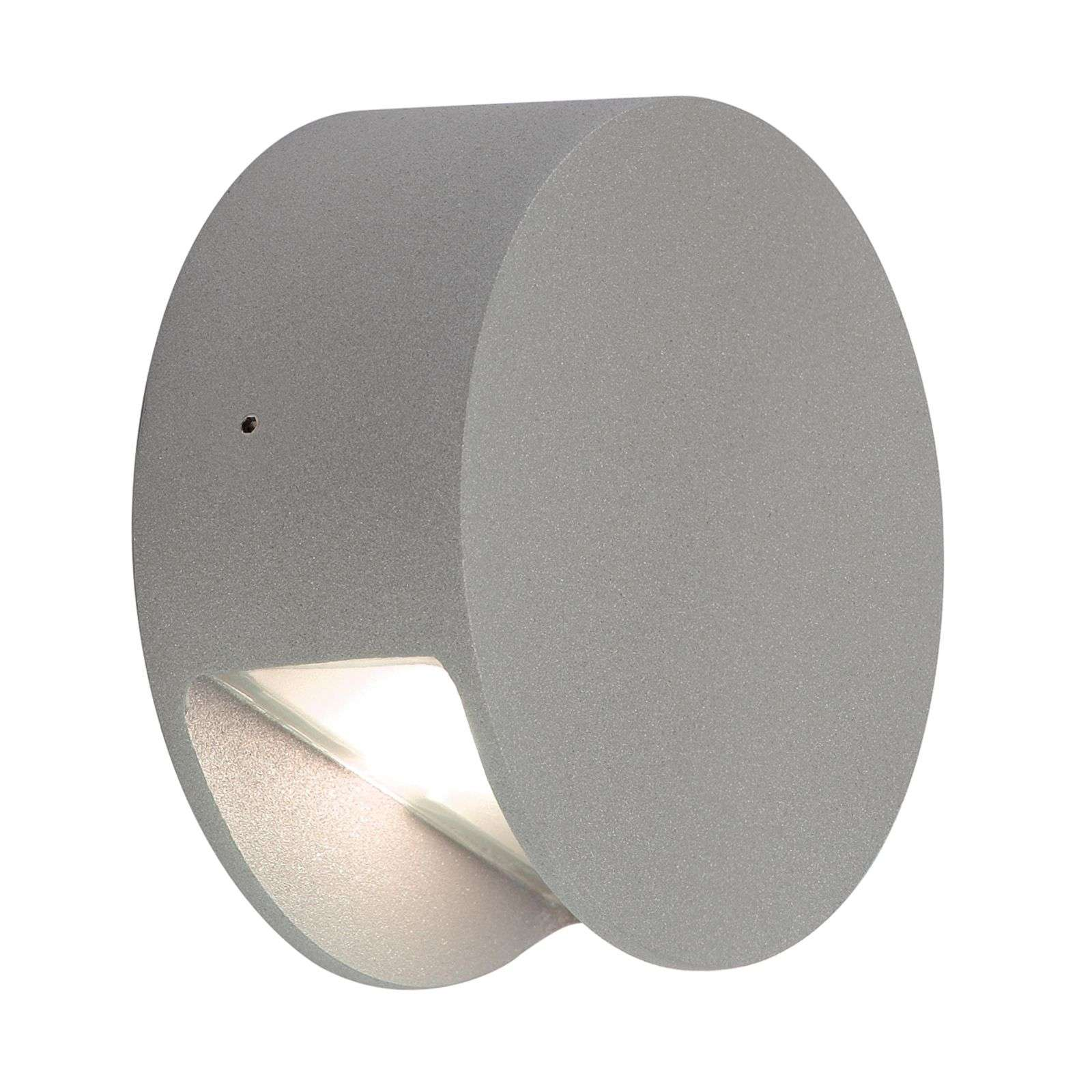 Applique LED ronde PEMA LED blanc chaud