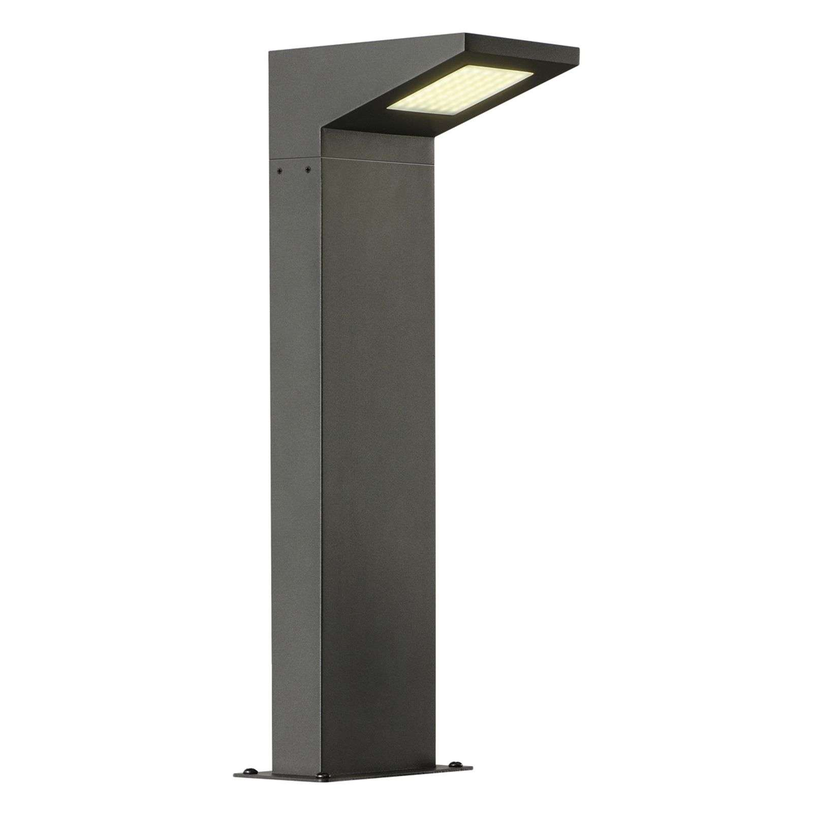 Luminaire pour socle moderne LED IPERI anthracite