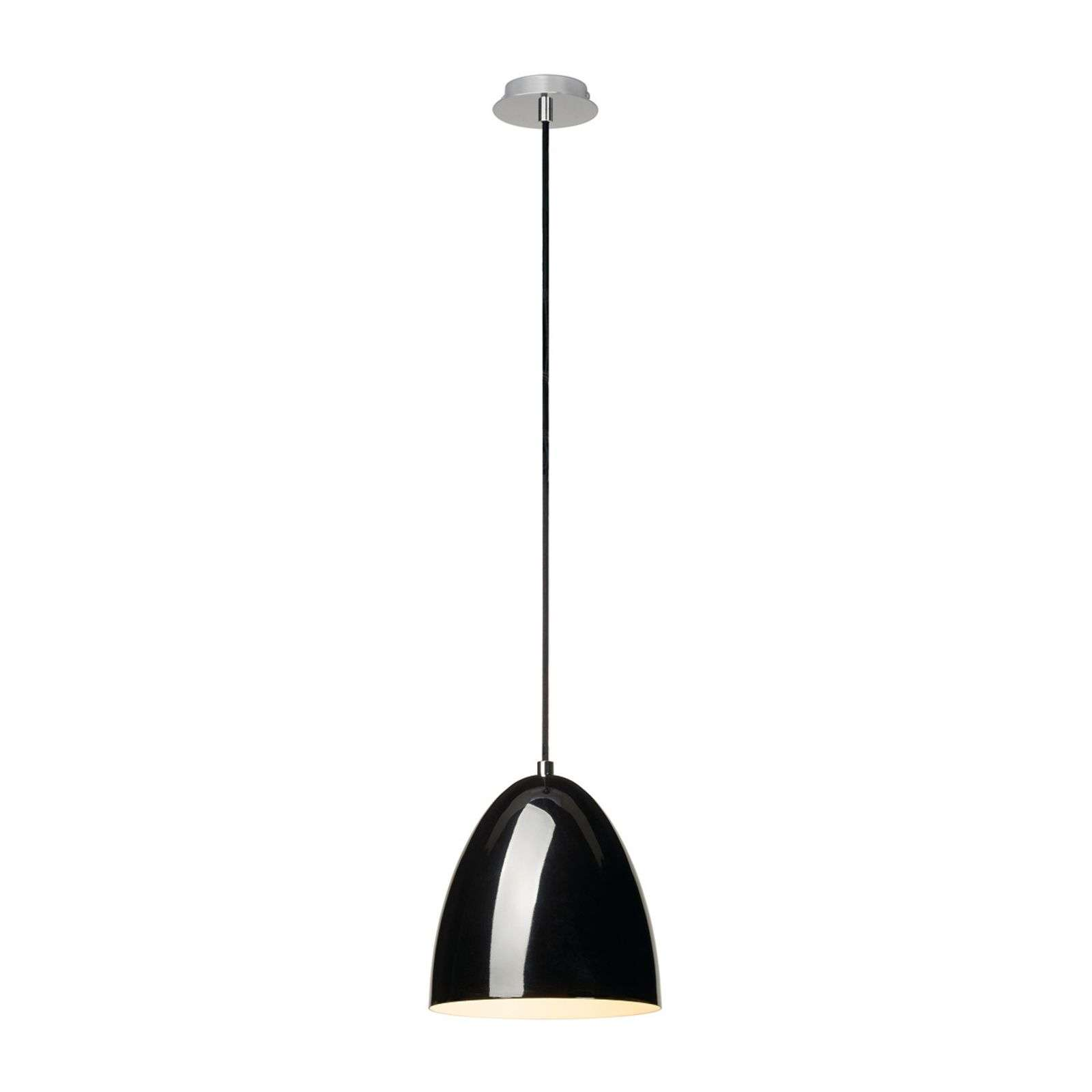 Suspension Para Cone 20, noir brillant