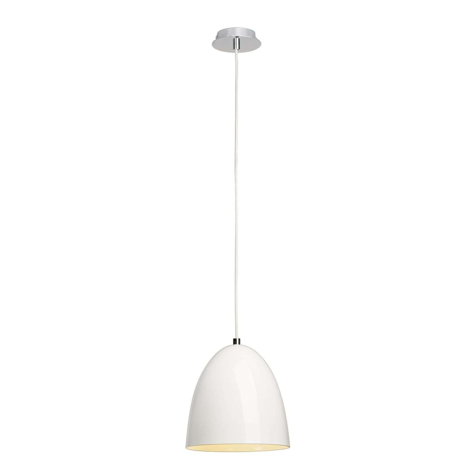 Suspension Para Cone 20 blanc brillant