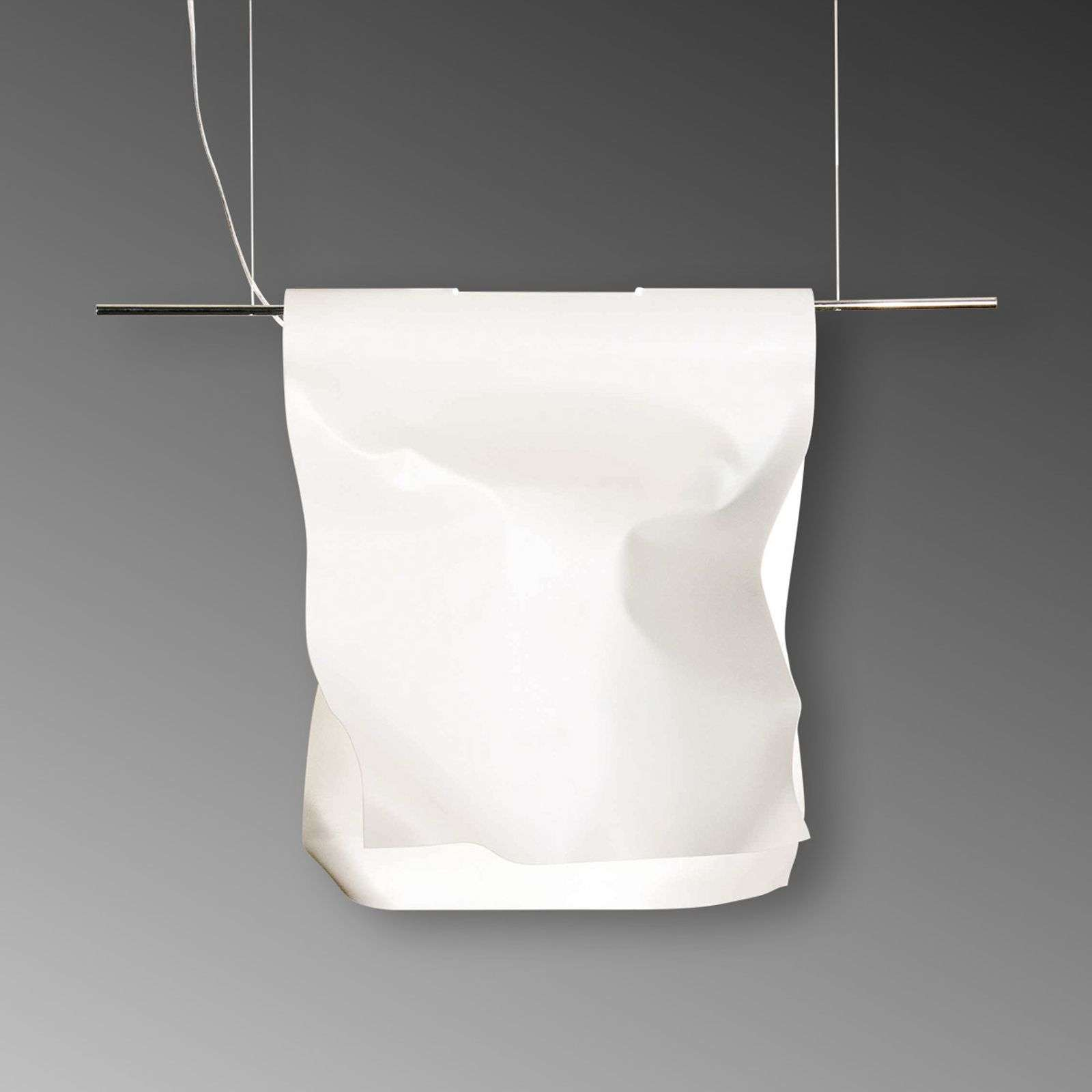 Suspension Stendimi blanche 40 cm