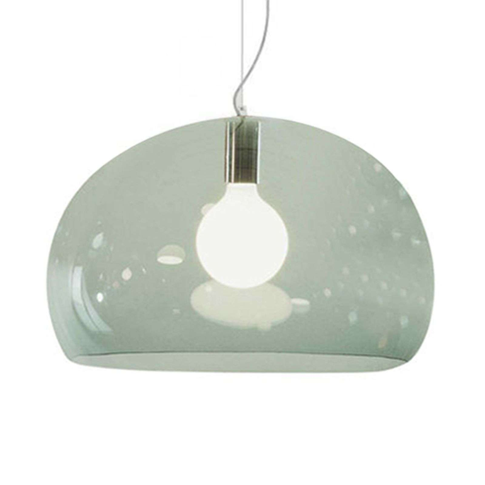 Kartell Big FL/Y suspension LED, vert