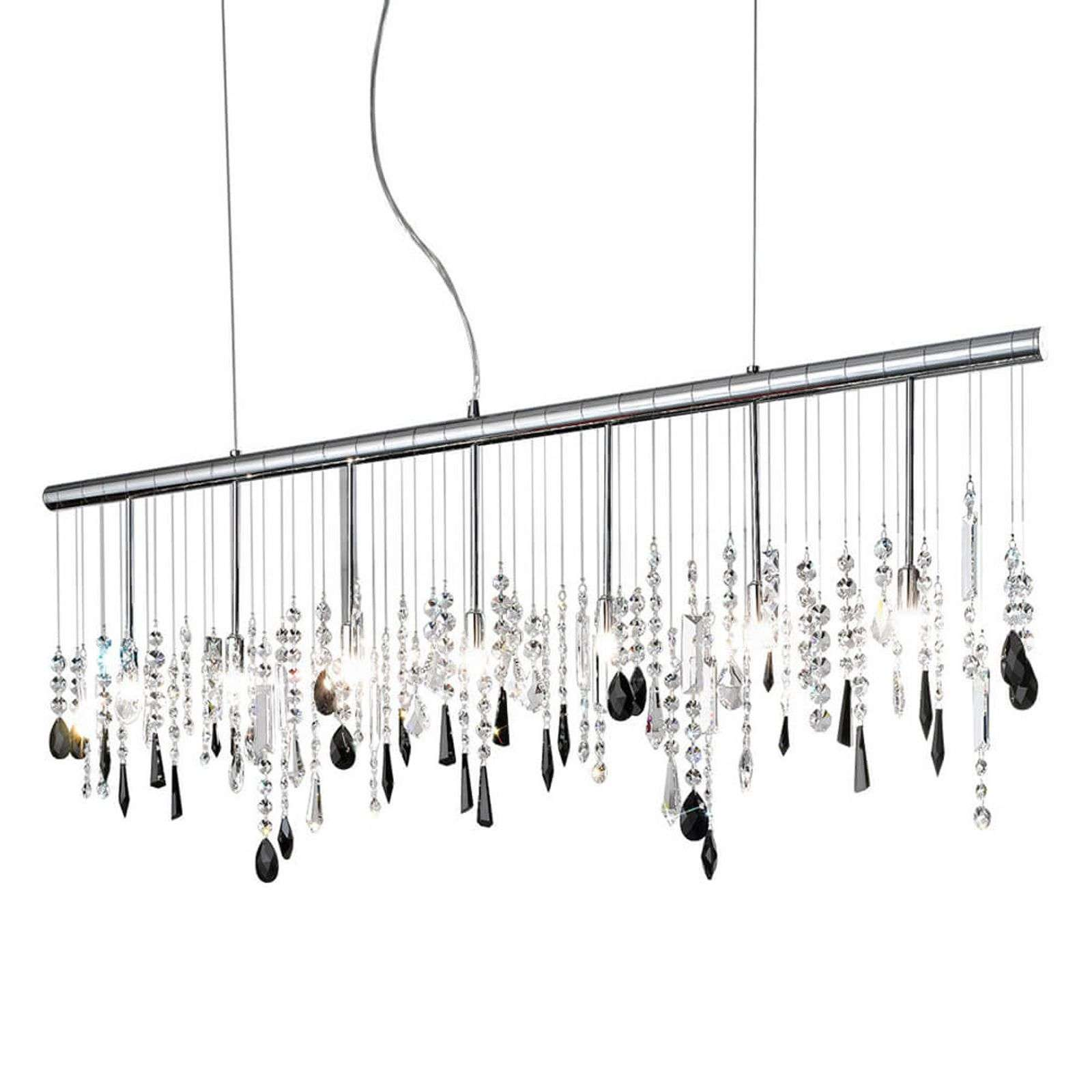 Suspension d'exception cristal STRETTA