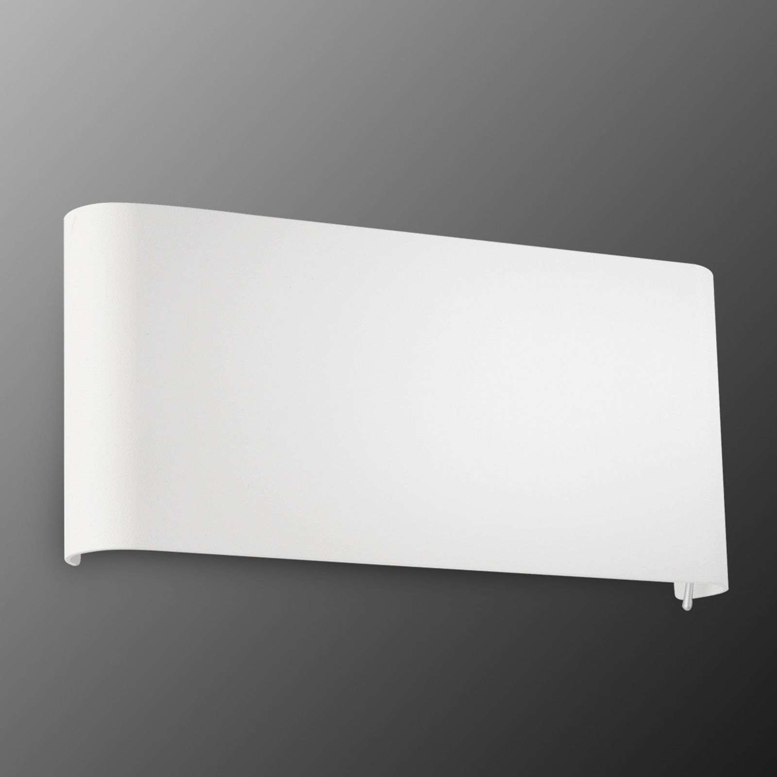 Applique LED Galax blanche