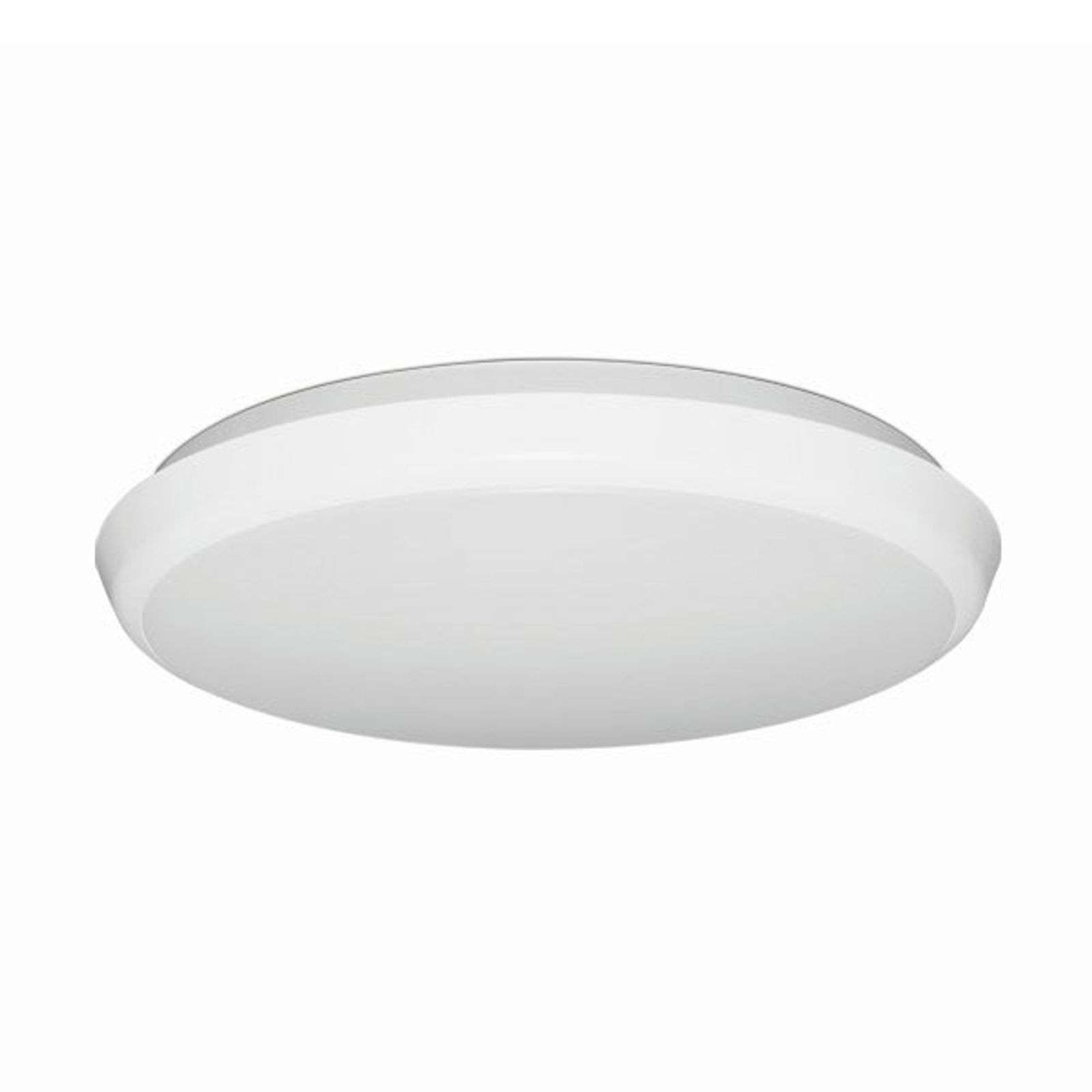 Plafonnier LED Zirra dimmable à capteur, IP54
