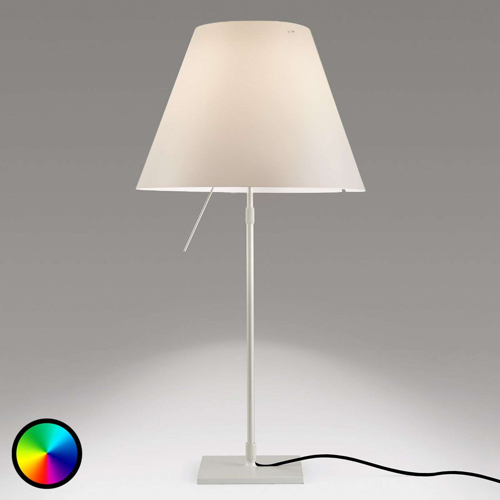 Lampe à poser LED Philips Hue Costanza