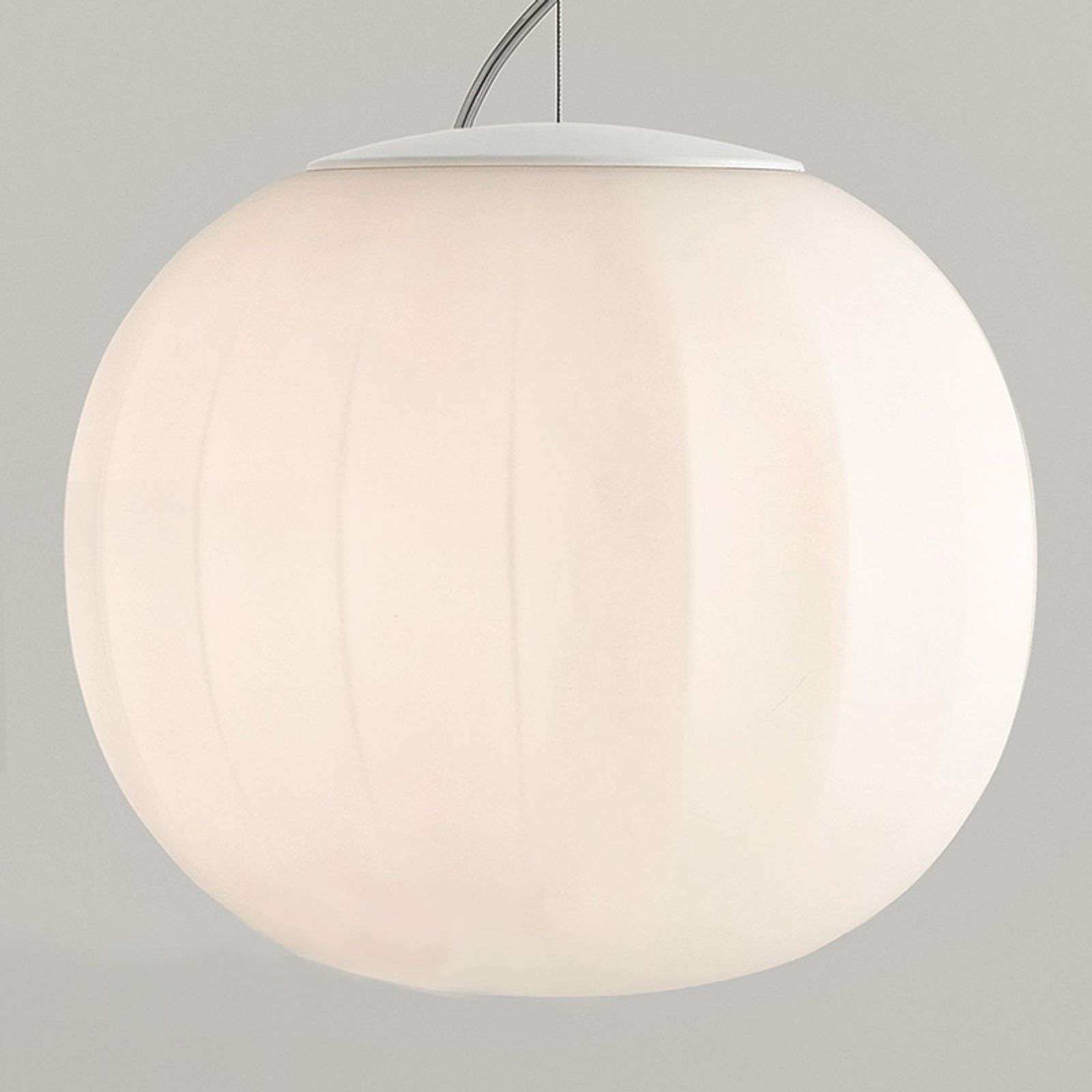 Luceplan Lita suspension, blanc Ø 30 cm