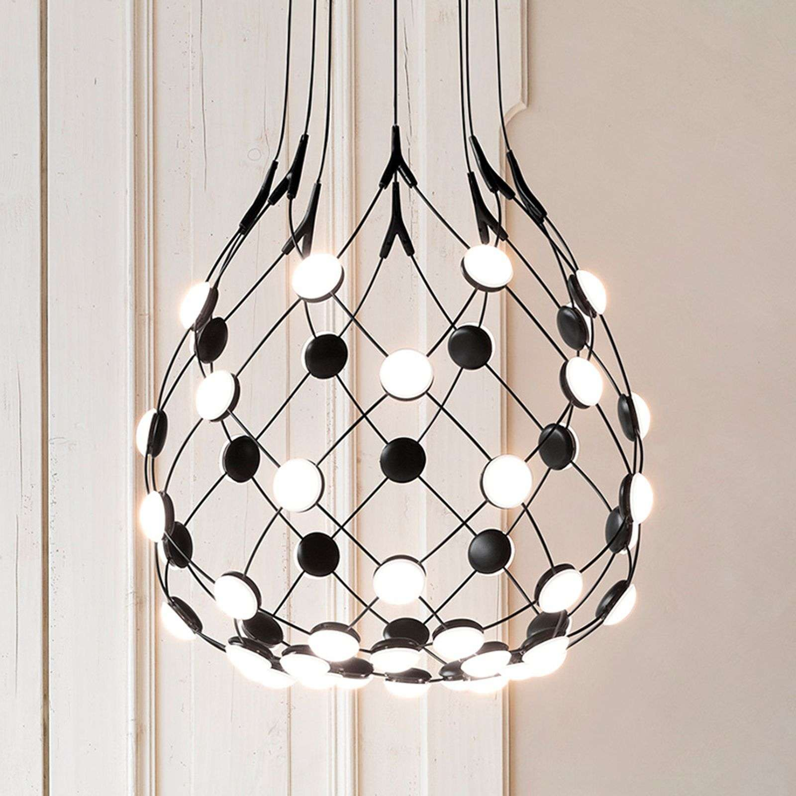 Luceplan Mesh suspension 55 cm