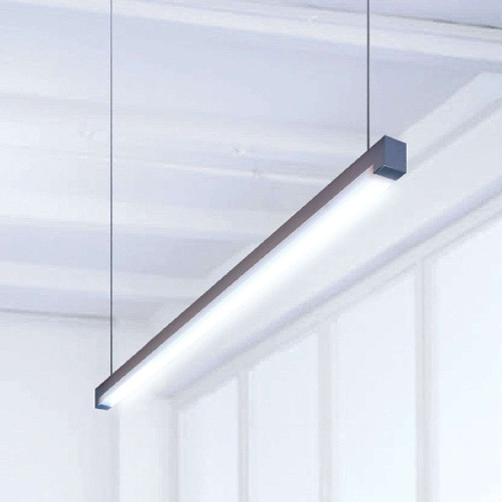 Blanc neutre - suspension LED Travis-P2 147,5 cm