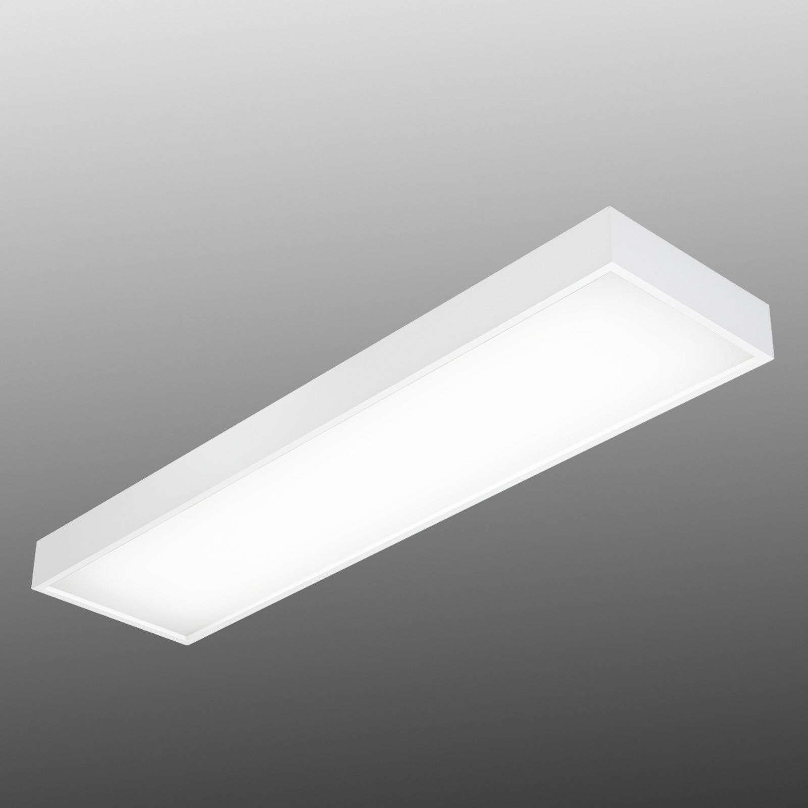 Plafonnier MODUL SQ LED clair blanc