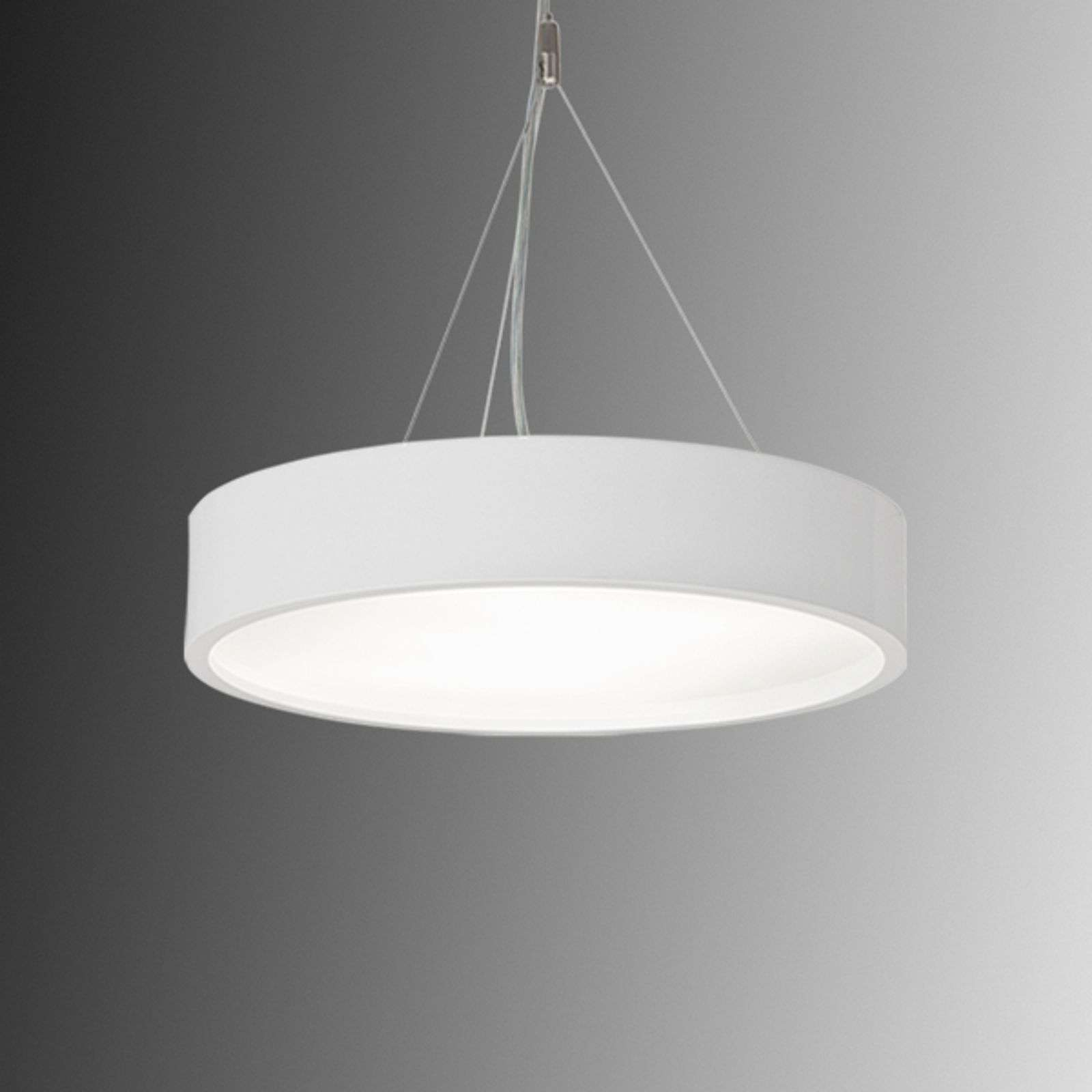 Suspension LED Modul P445 en blanc