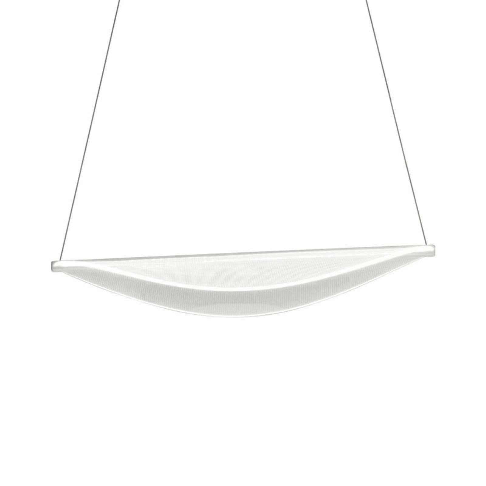Suspension LED Diphy, 76 cm, dimmable DALI
