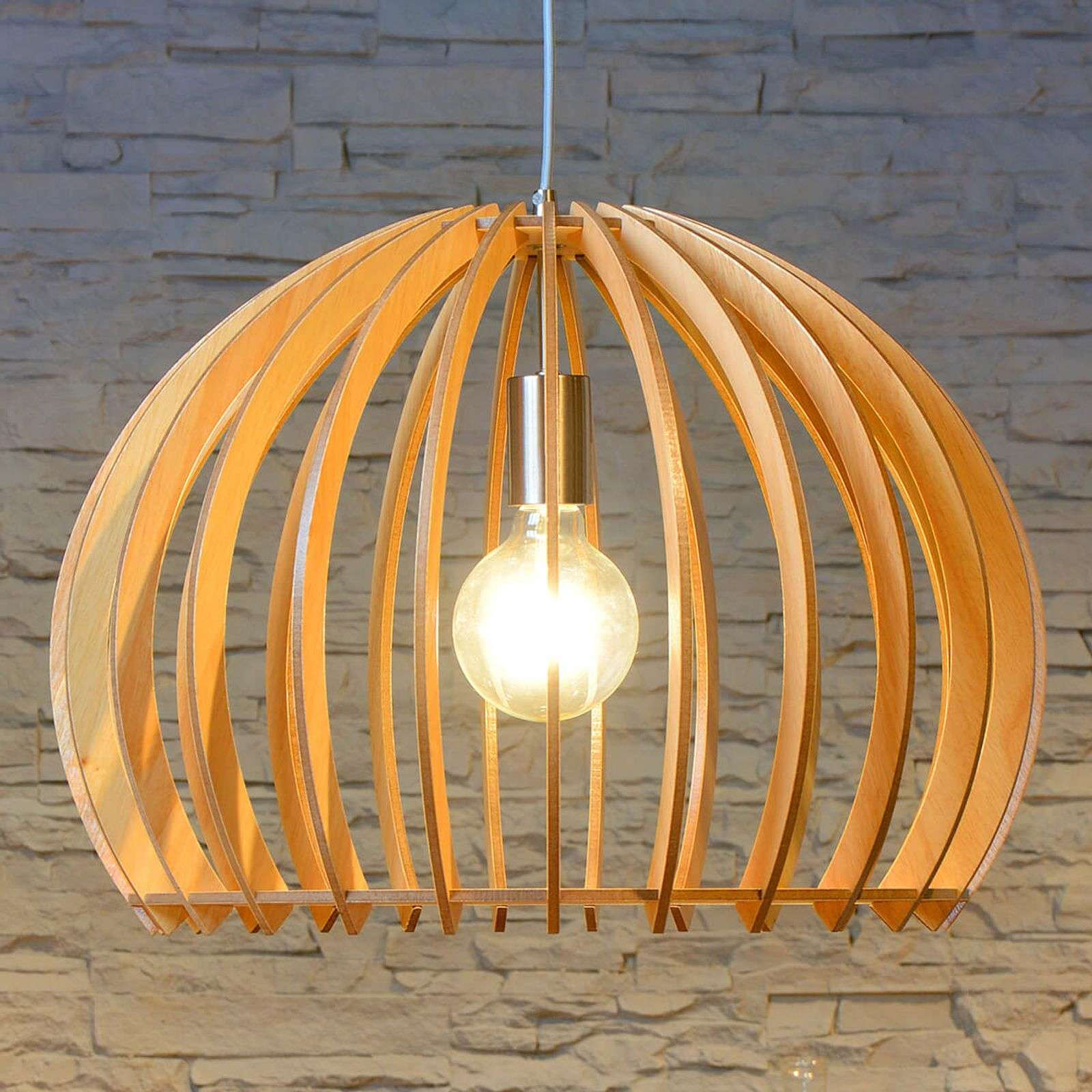 Suspension Bounde Light Wood
