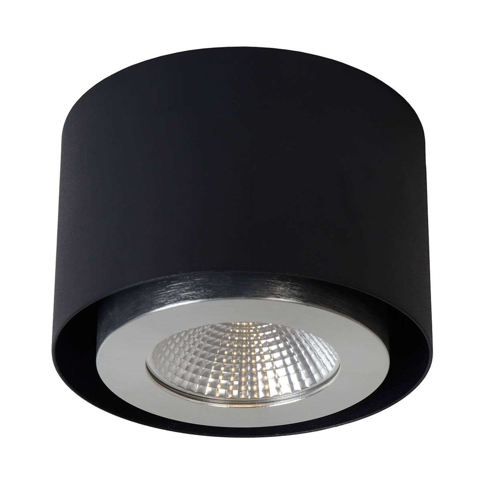 Downlight LED noir Radus