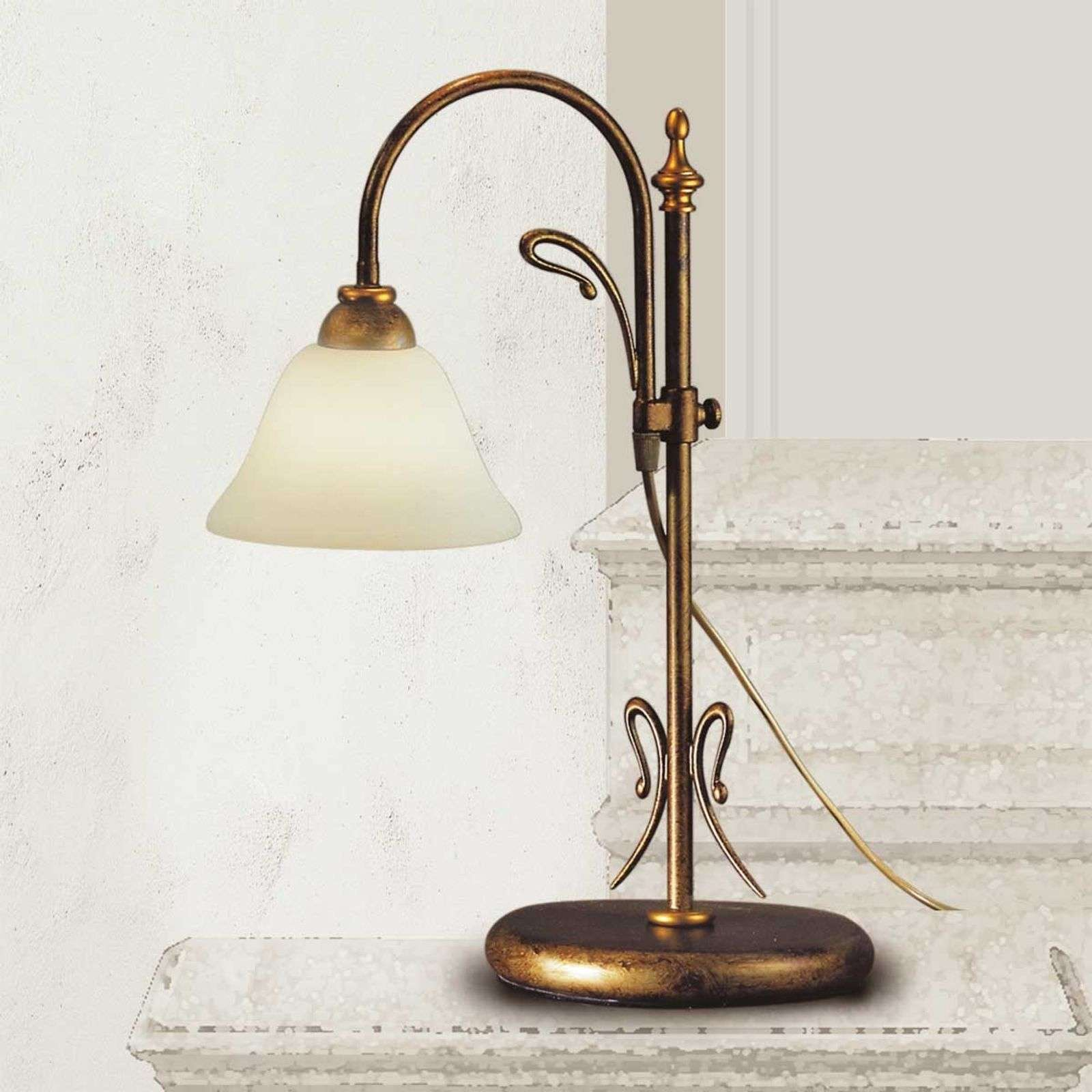 Lampe à poser antique Antonio