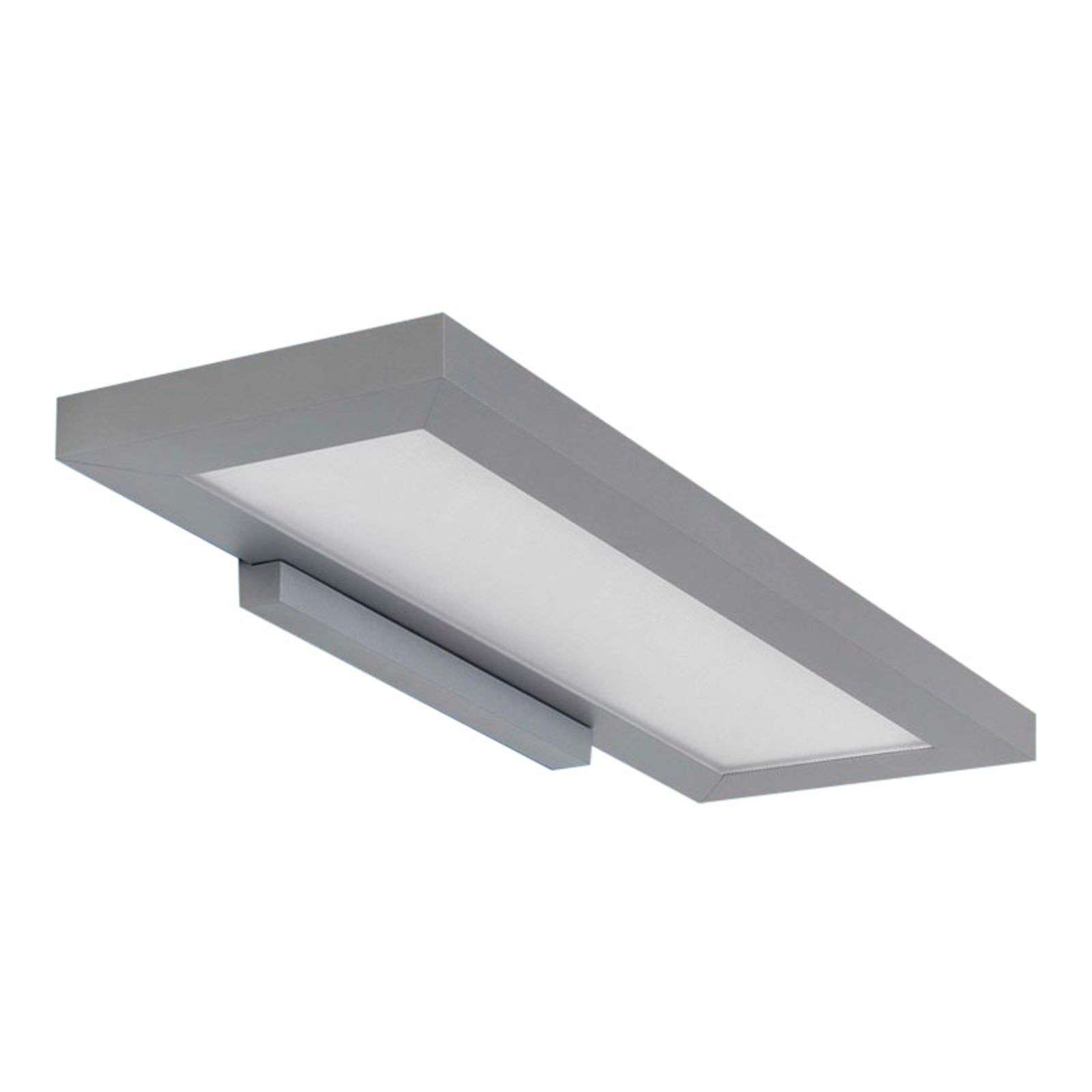 Applique LED CWP à vitre opale, 51 W