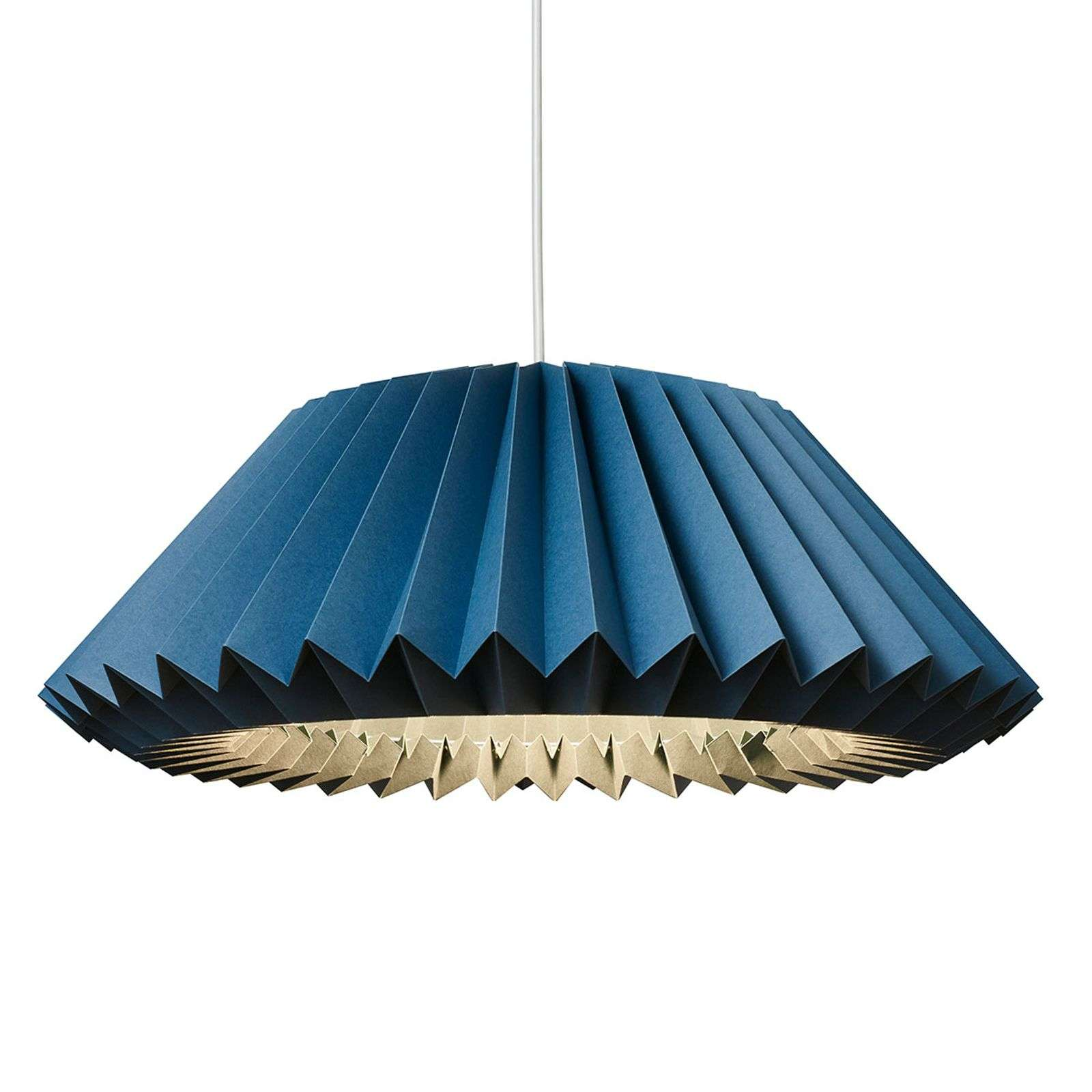 LE KLINT Megatwo, suspension bleue, large
