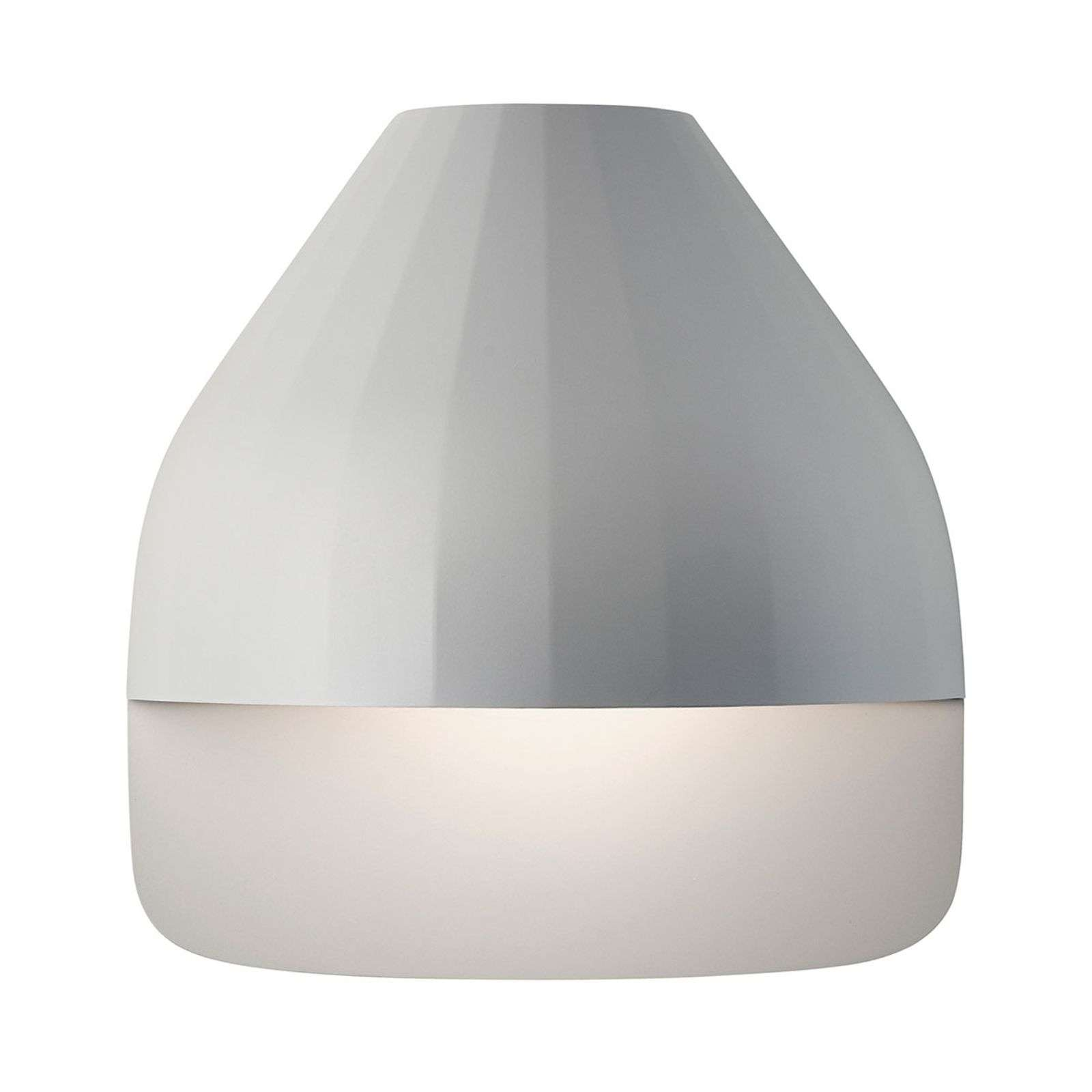LE KLINT Facet Small - applique LED, gris clair