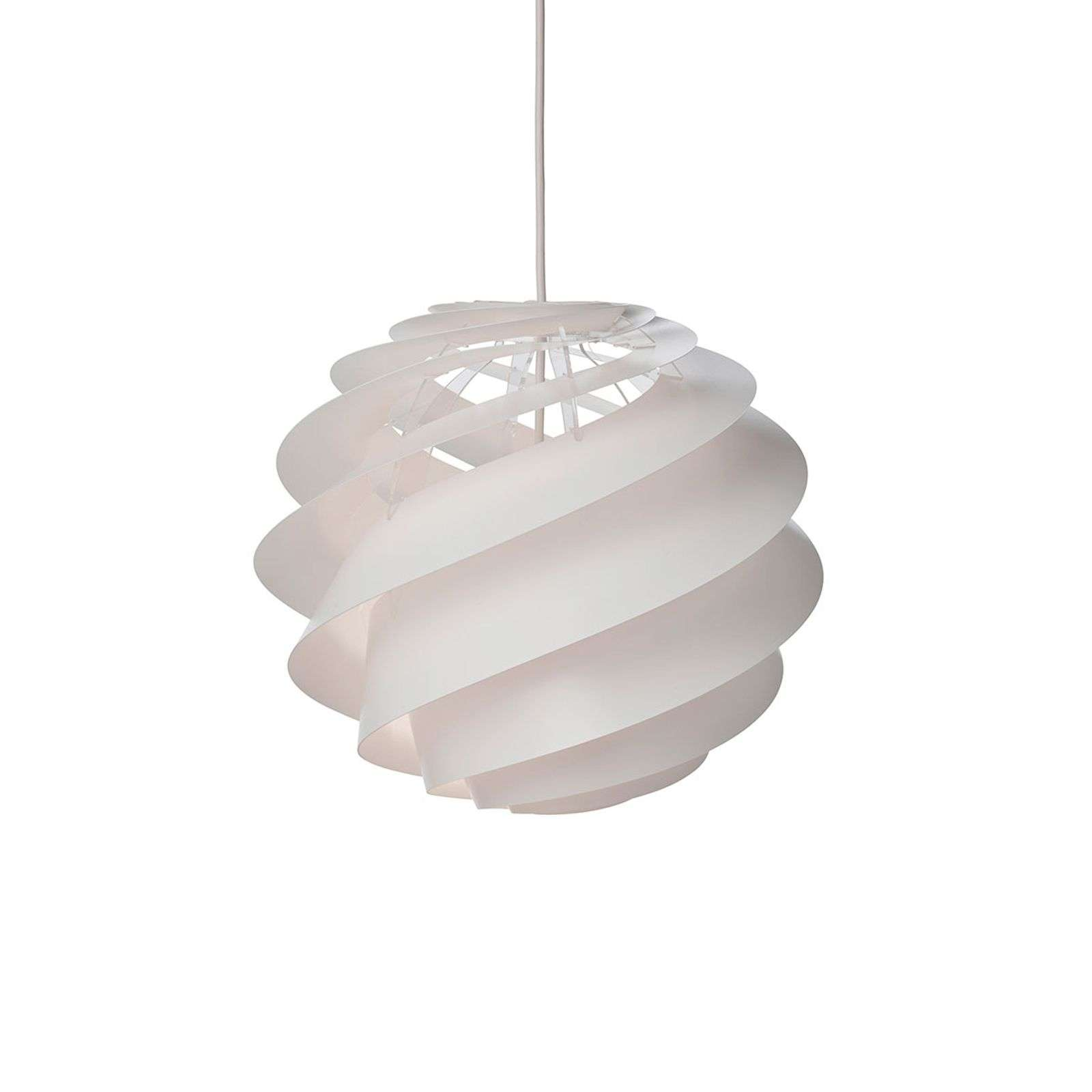 LE KLINT Swirl 3 Small - suspension blanche