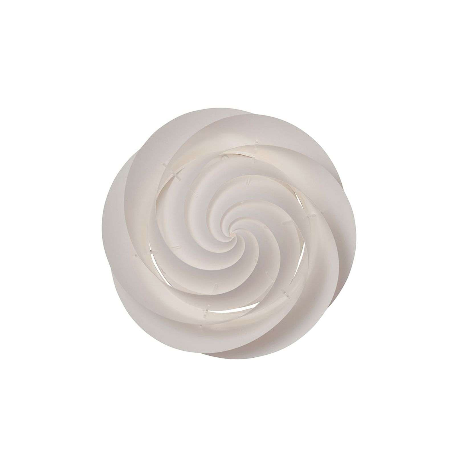 LE KLINT Swirl Small - applique LED blanche