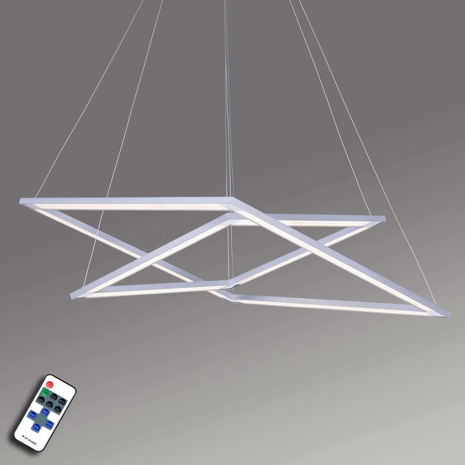 Suspension LED Eos ultra-moderne