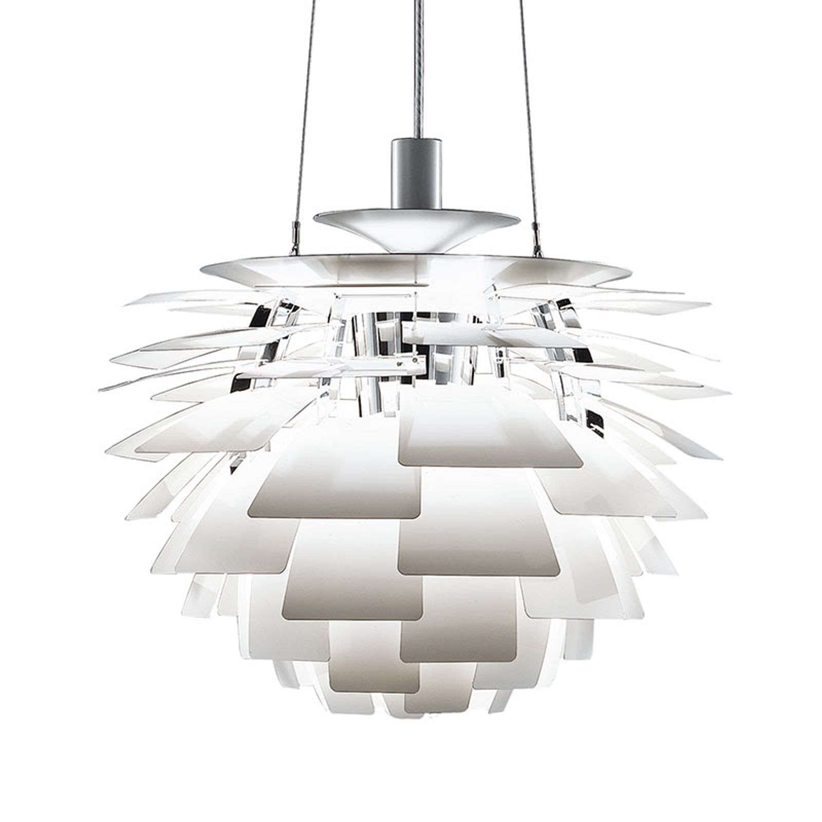 Louis Poulsen PH Artichoke suspension blanche