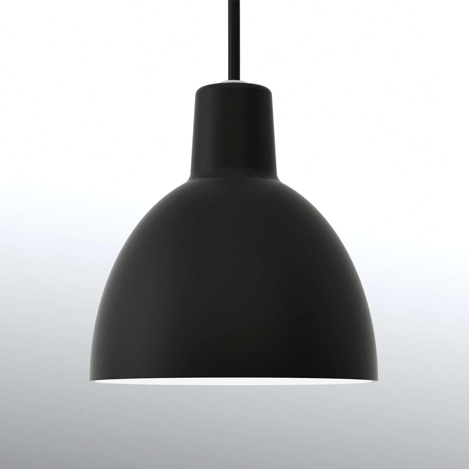 Louis Poulsen Toldbod 120, suspension noire
