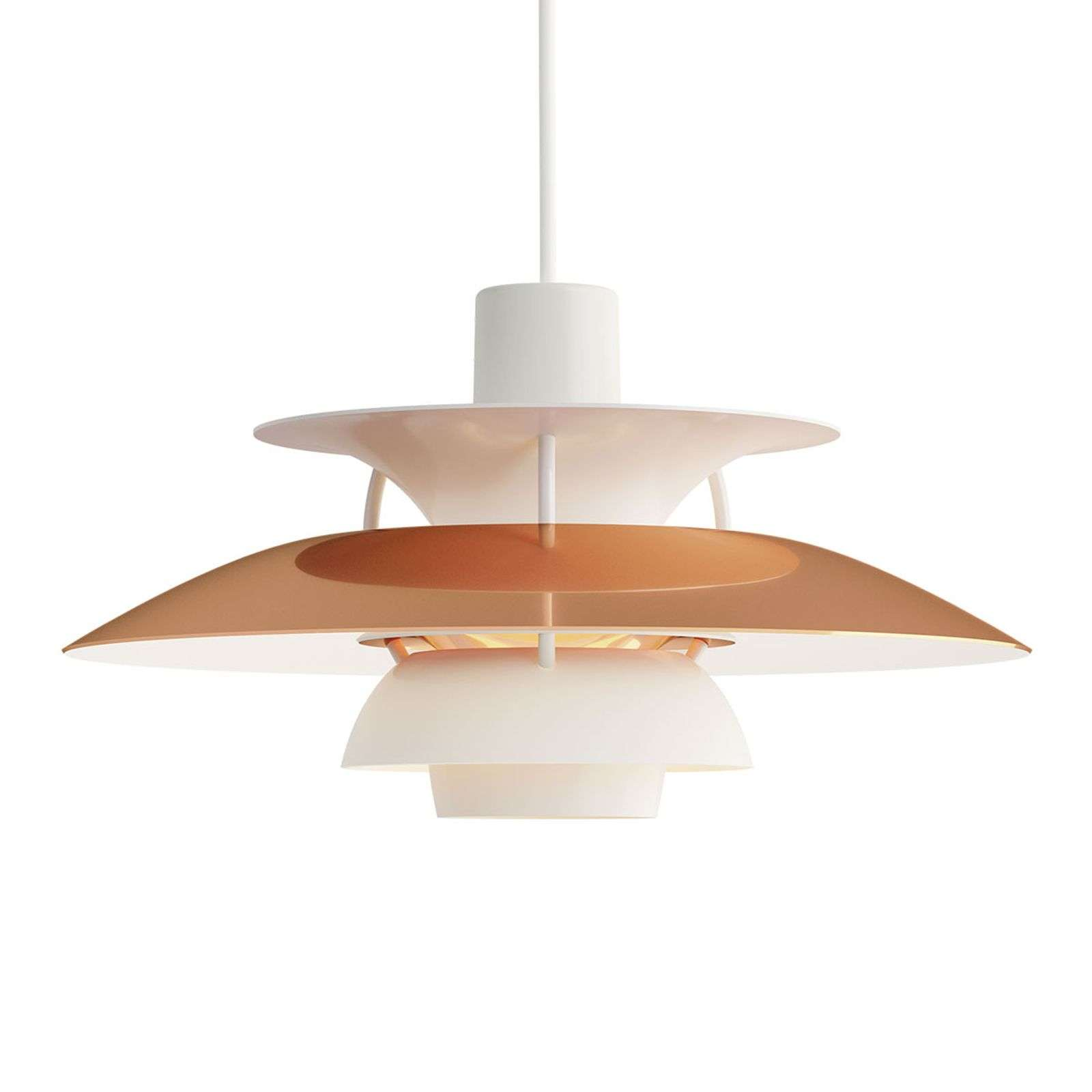 Louis Poulsen PH 5 Mini Copper suspension Ø 30 cm