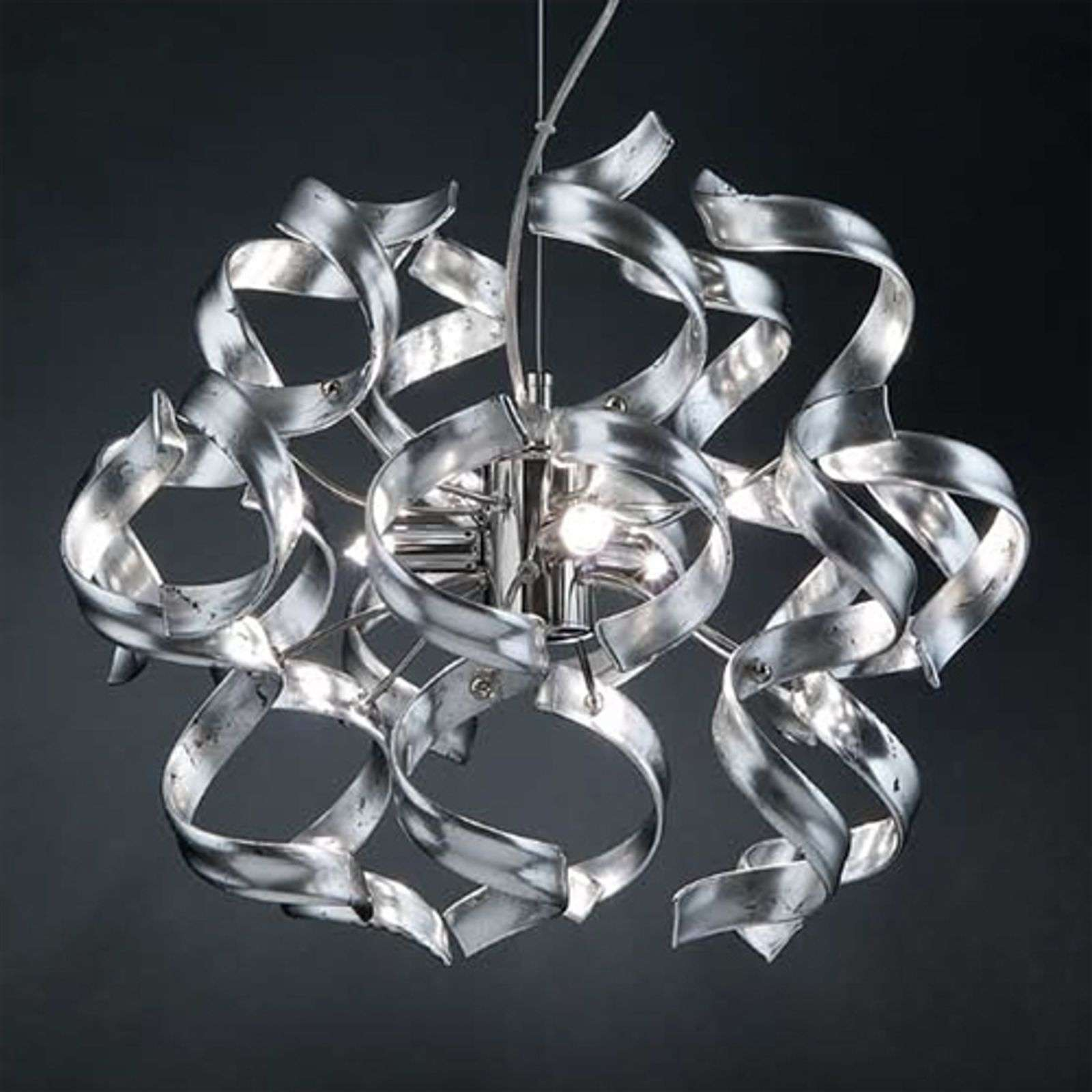 Belle suspension SILVER Ø 40 cm