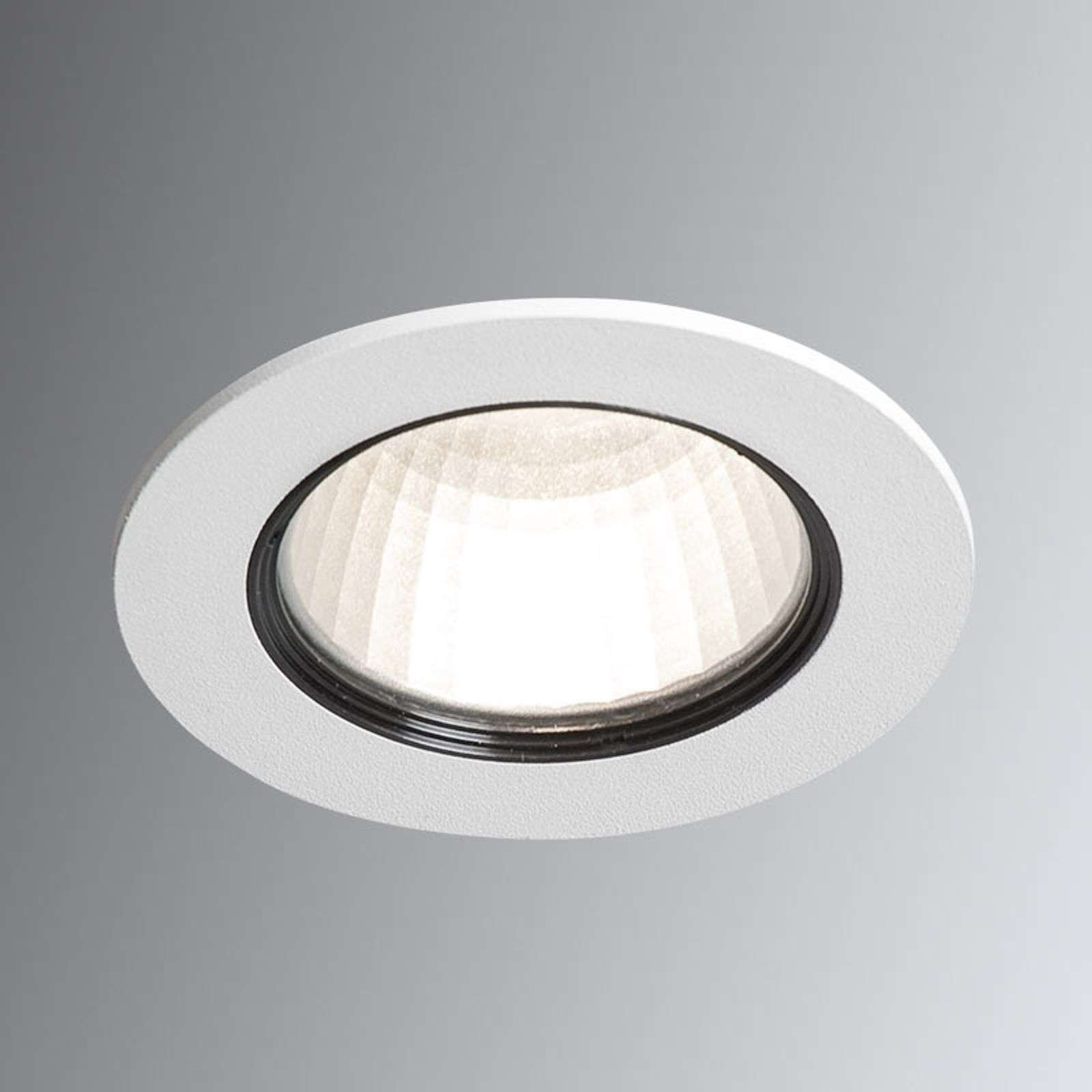Spot encastrable LED Sunray I 9 W, 3 000 K