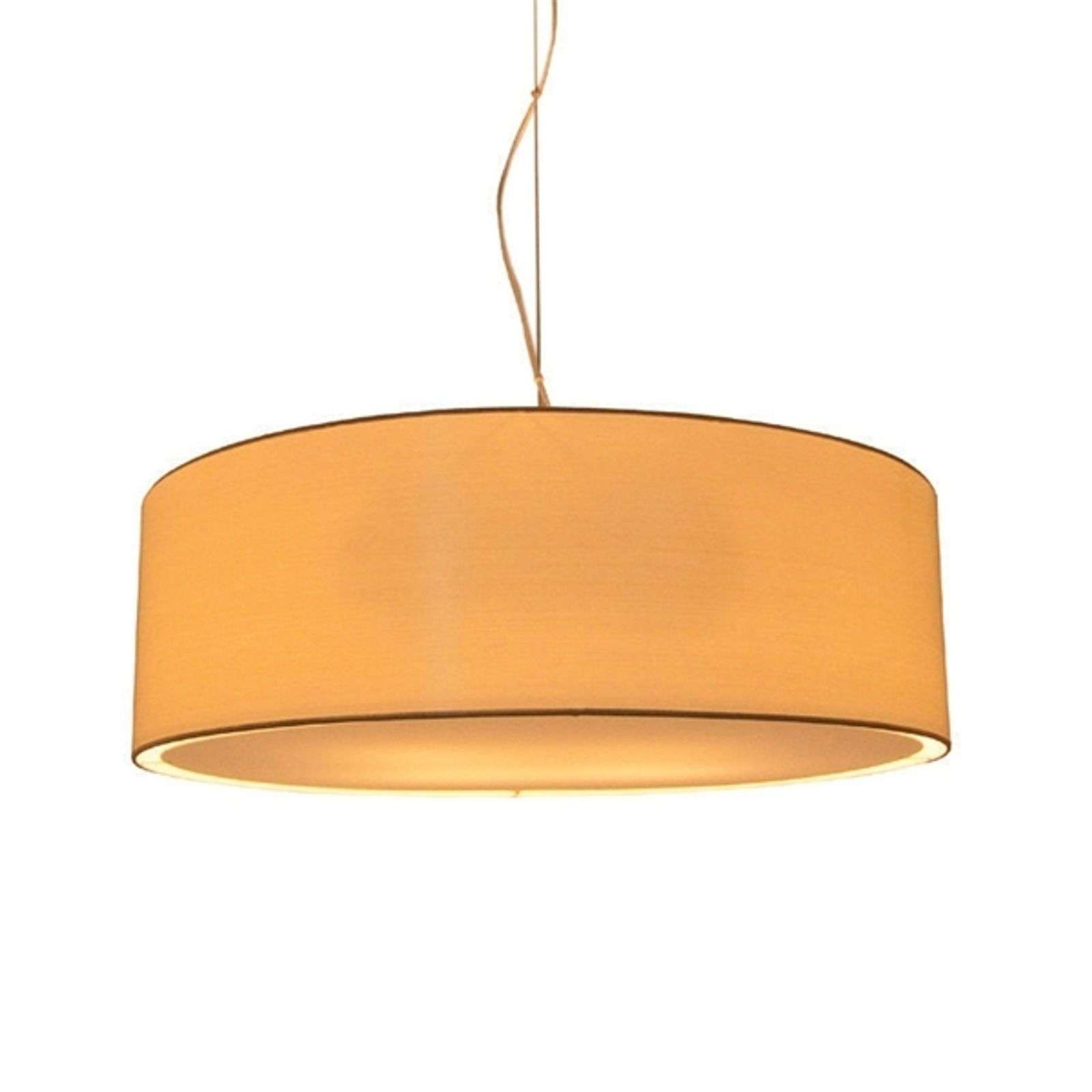 Suspension LIVING ELEGANT crème diamètre 60 cm