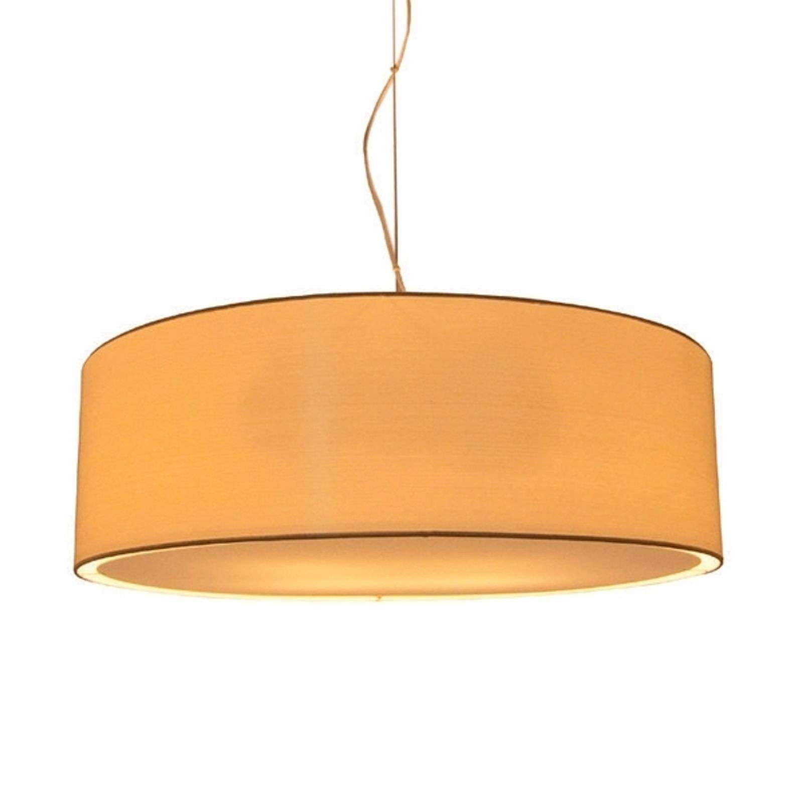 Suspension LIVING ELEGANT crème diamètre 80 cm