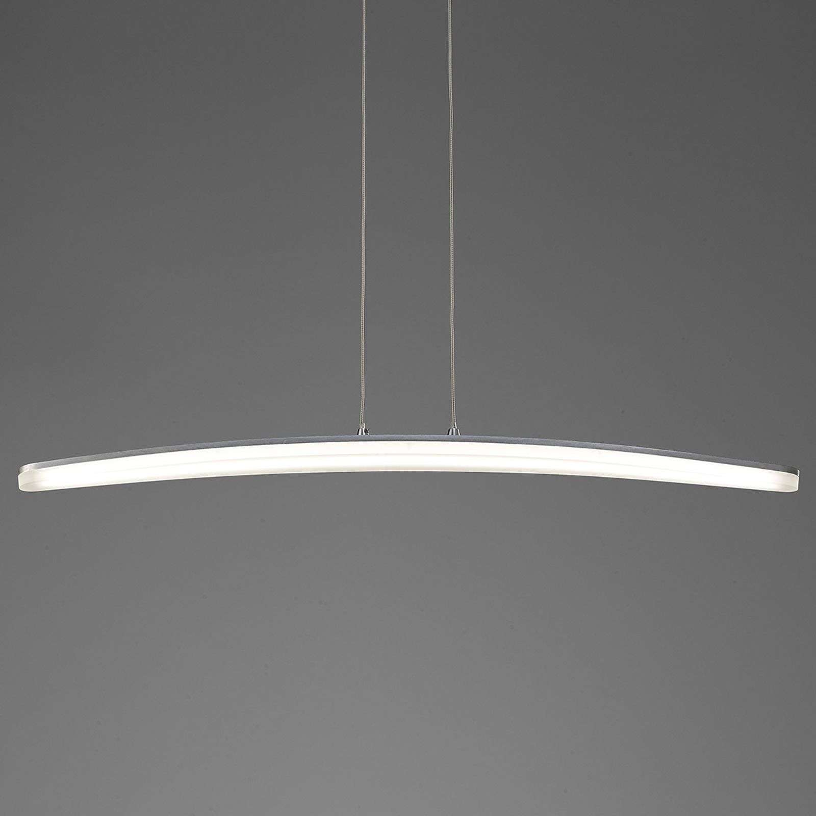 Suspension LED moderne Hemisferic 70,4 cm
